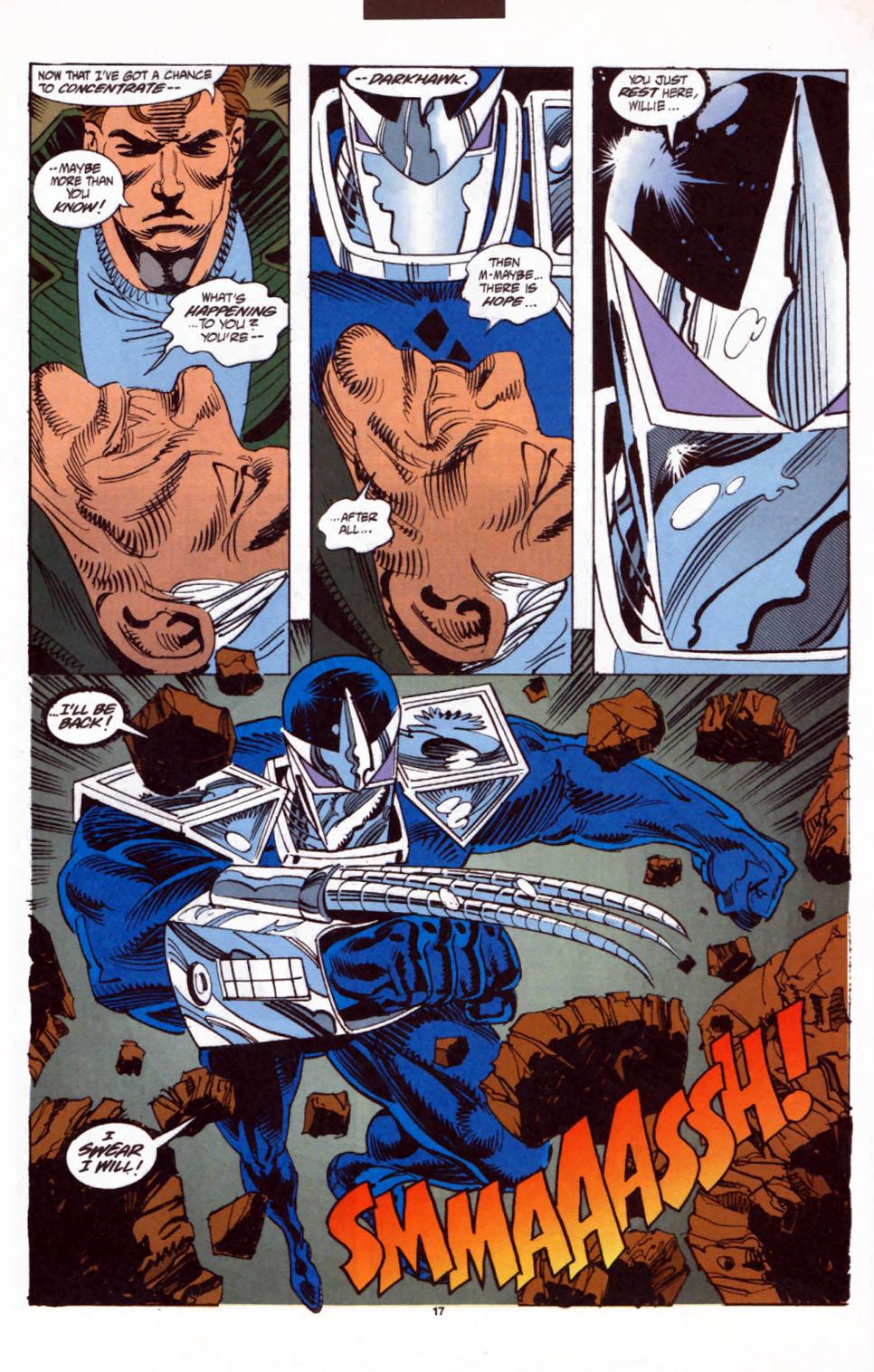 Read online Secret Defenders comic -  Issue #3 - 14