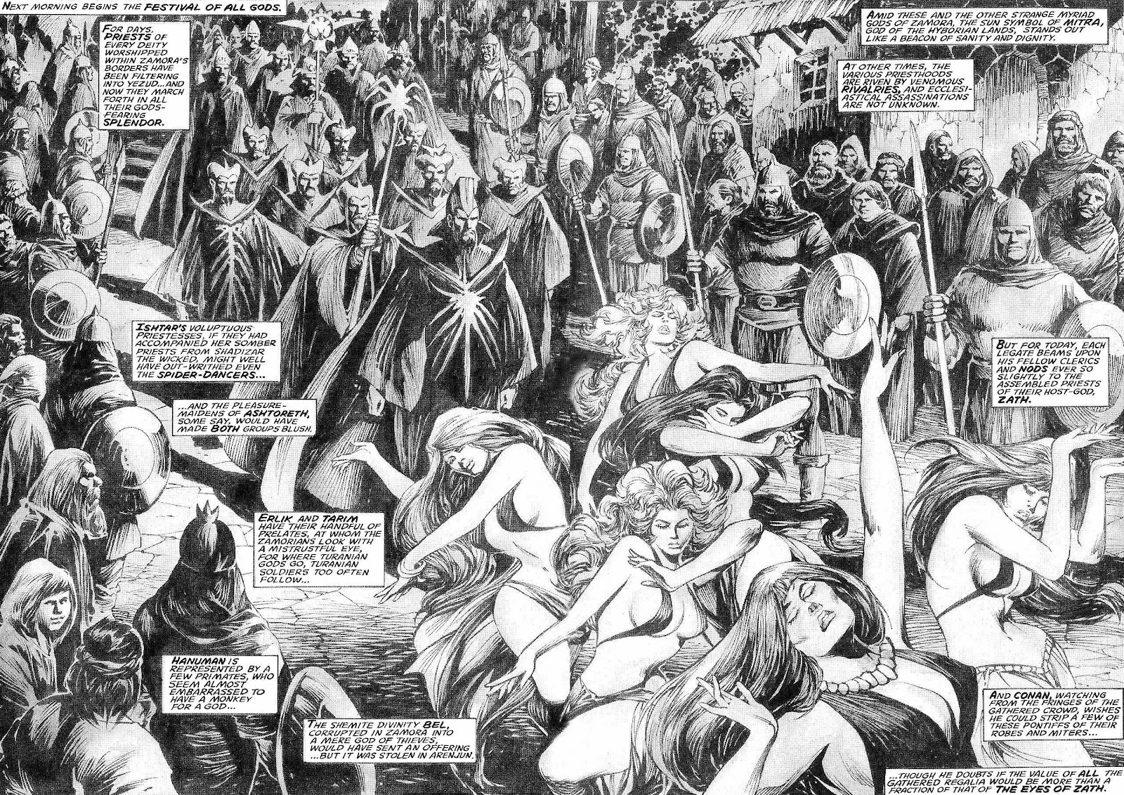 The Savage Sword Of Conan Issue #210 #211 - English 12