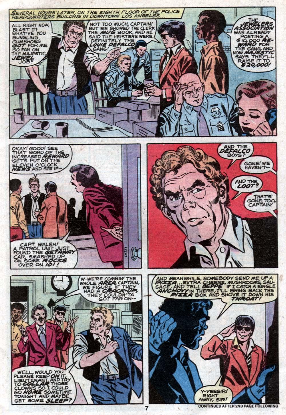 Spider-Woman (1978) #21 #30 - English 7