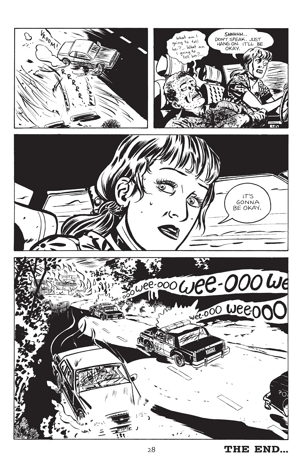 Stray Bullets Issue #20 #20 - English 30