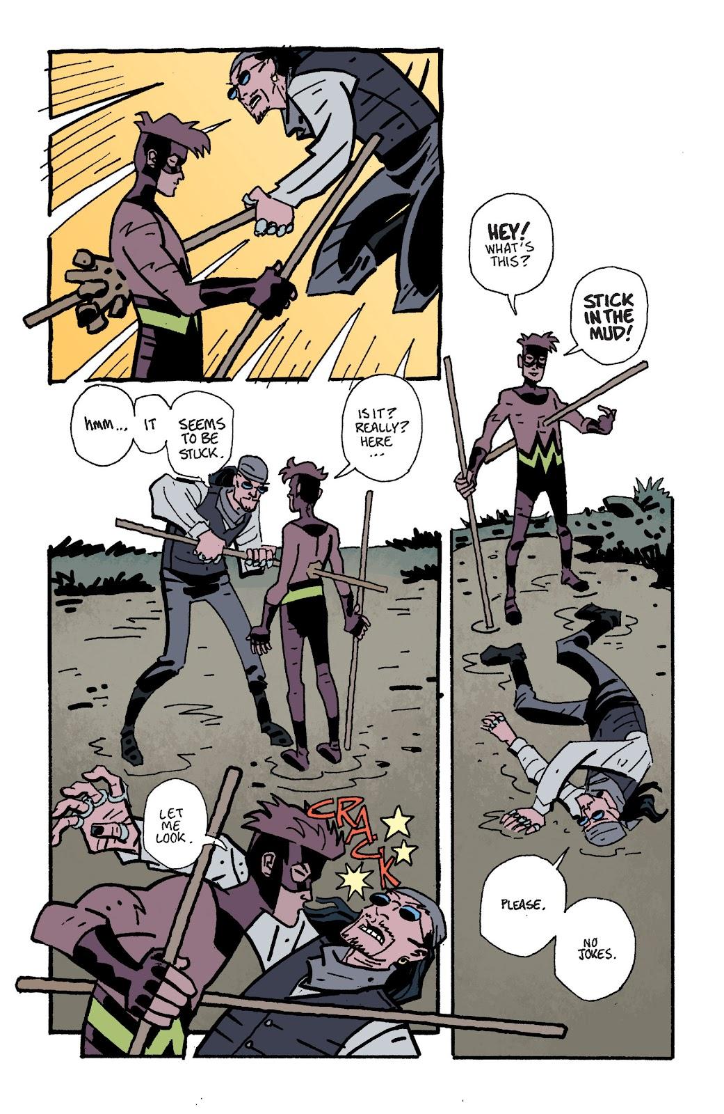 Mudman Issue #6 #6 - English 15