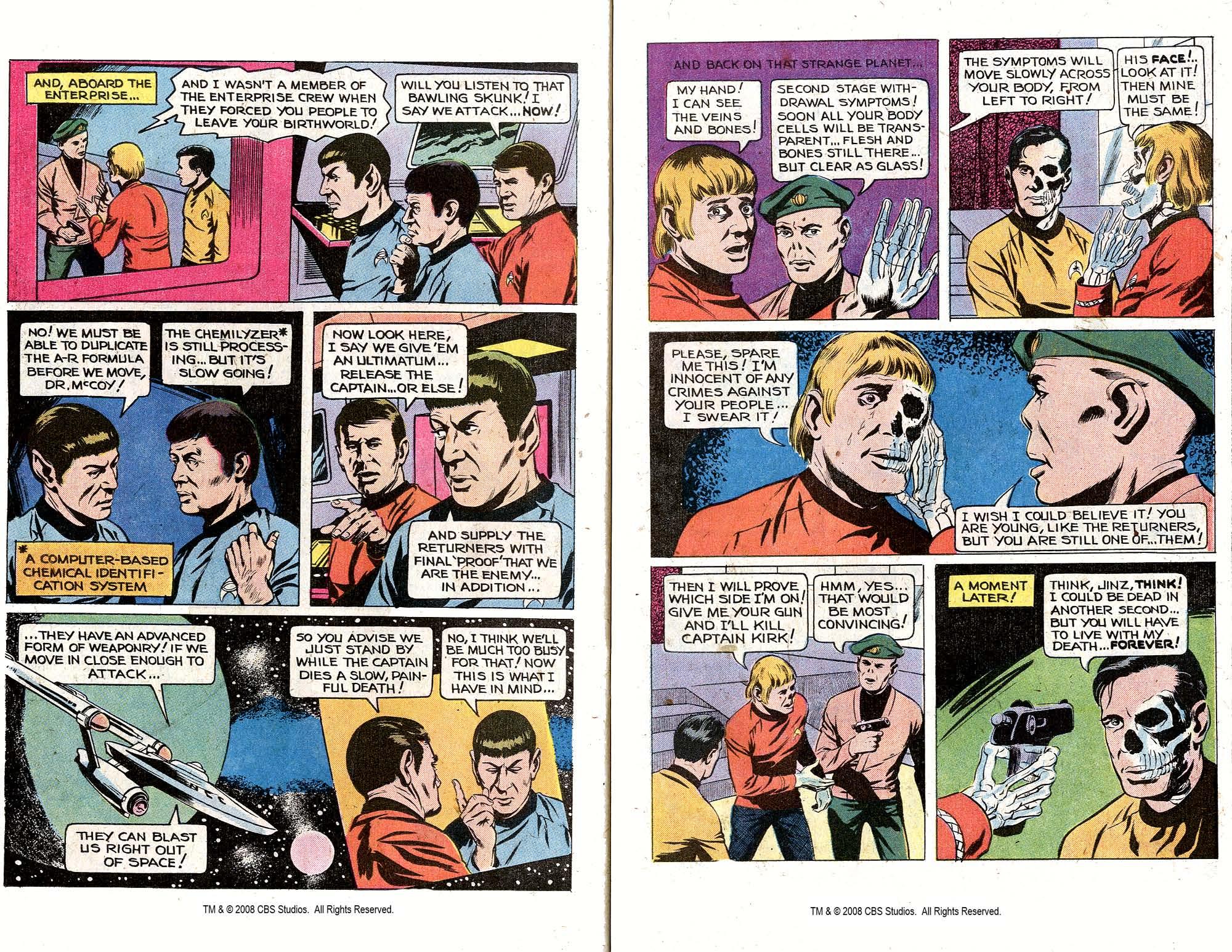 Star Trek (1967) #50 #50 - English 14
