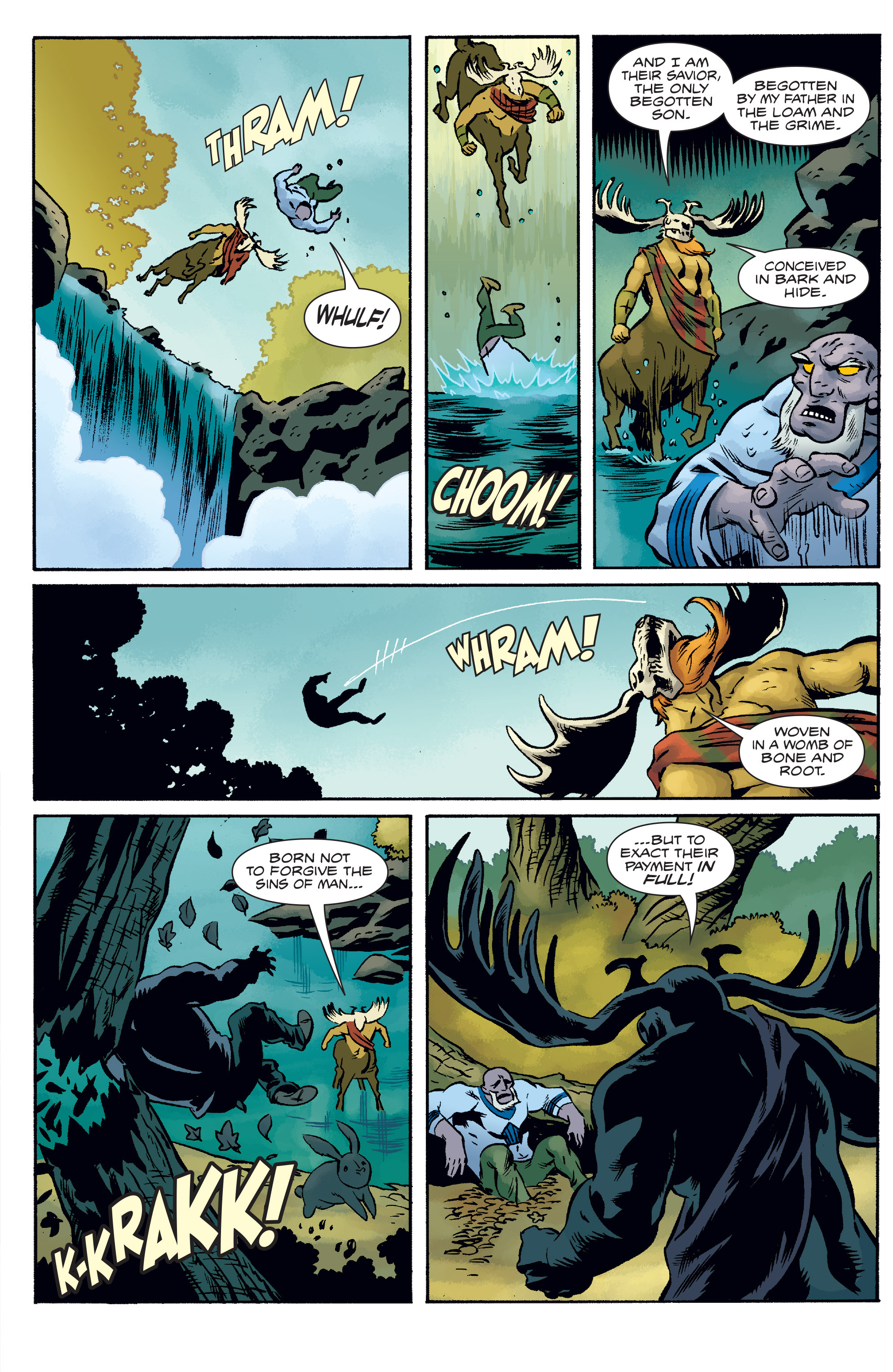 Read online The Anchor comic -  Issue # TPB 1 - 41