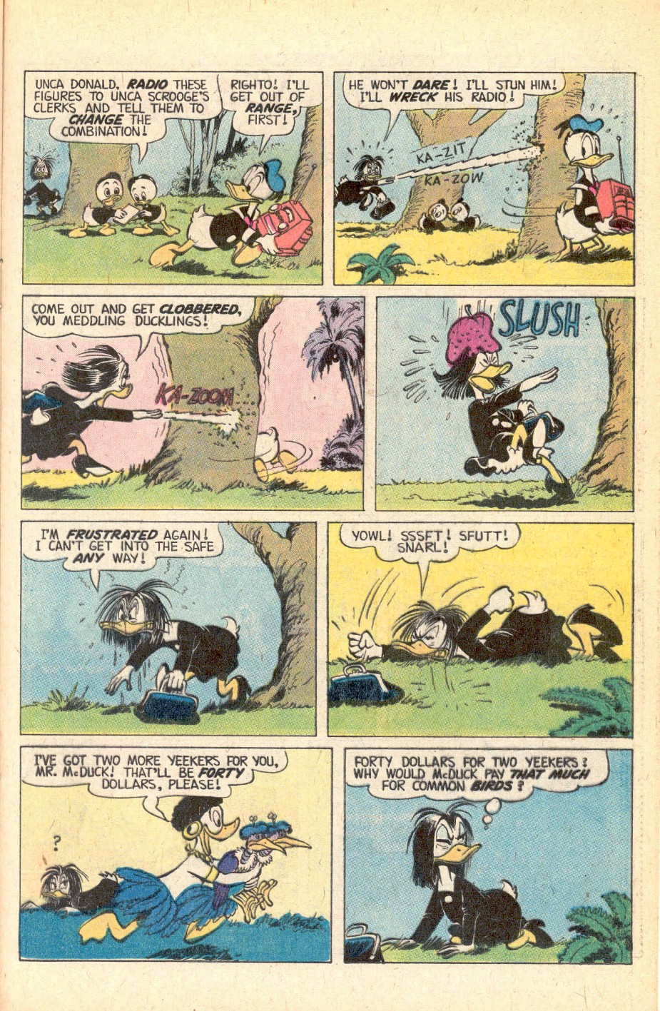Uncle Scrooge (1953) Issue #156 #156 - English 21