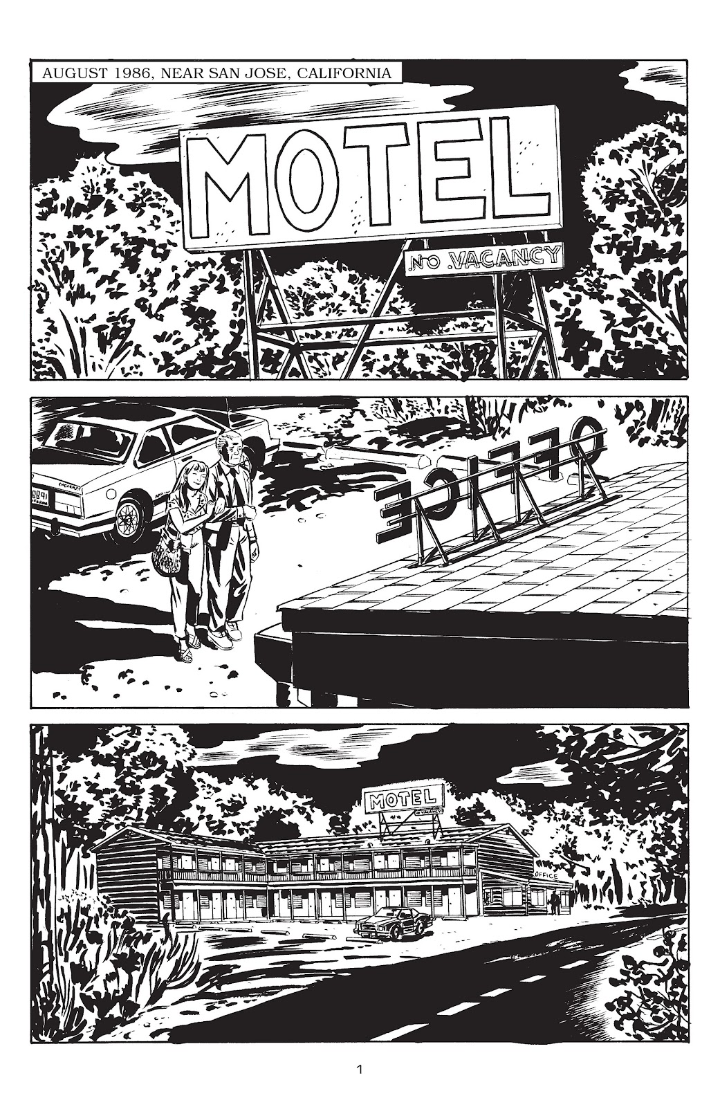 Stray Bullets Issue #20 #20 - English 3