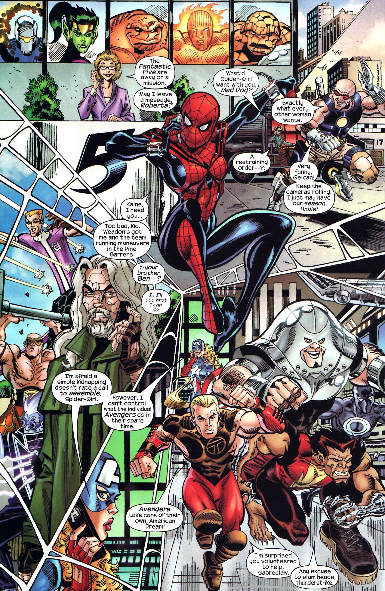 Amazing Spider-Girl #15 #16 - English 24