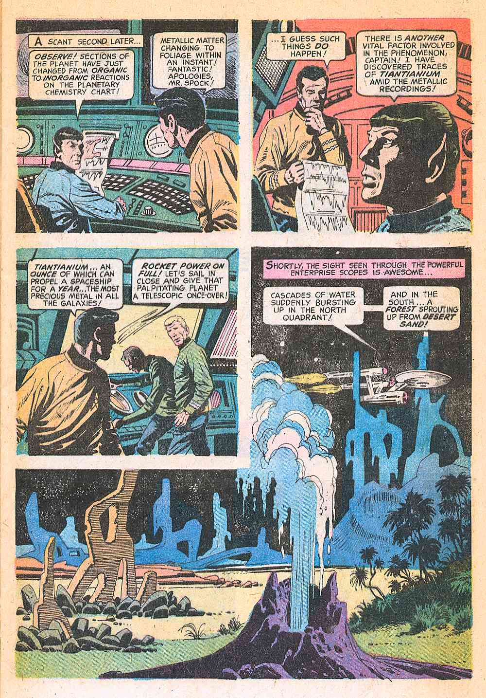 Star Trek (1967) Issue #35 #35 - English 4