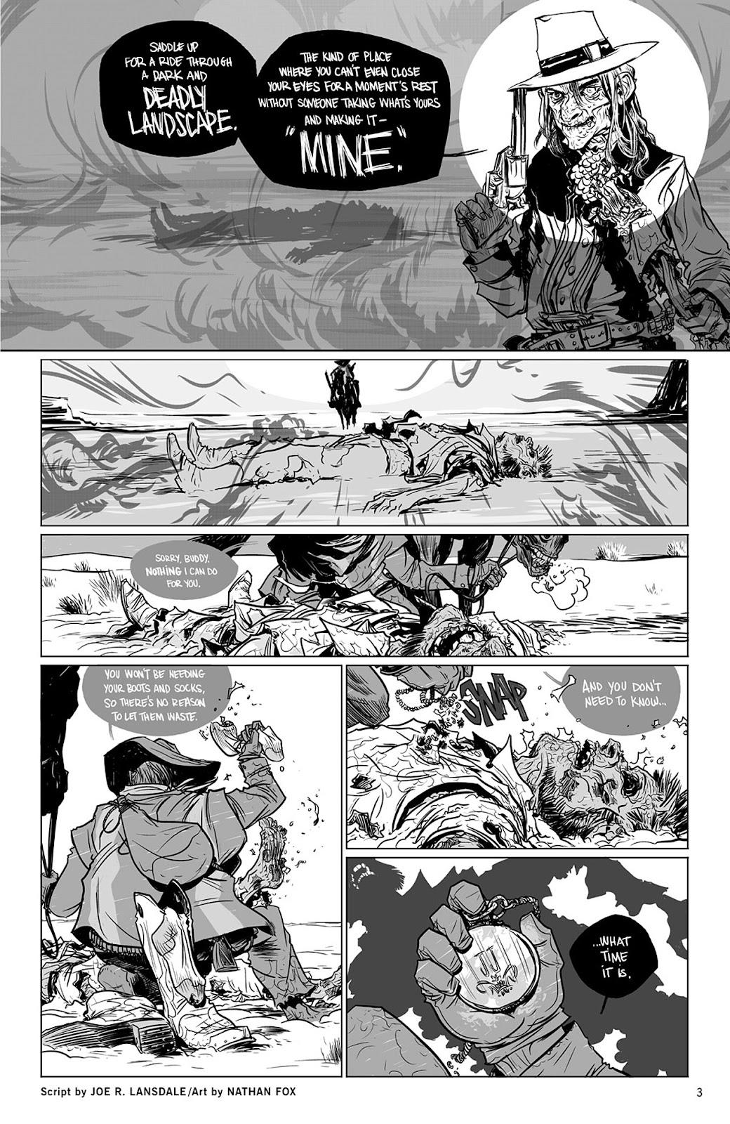 Creepy (2009) Issue #6 #6 - English 5