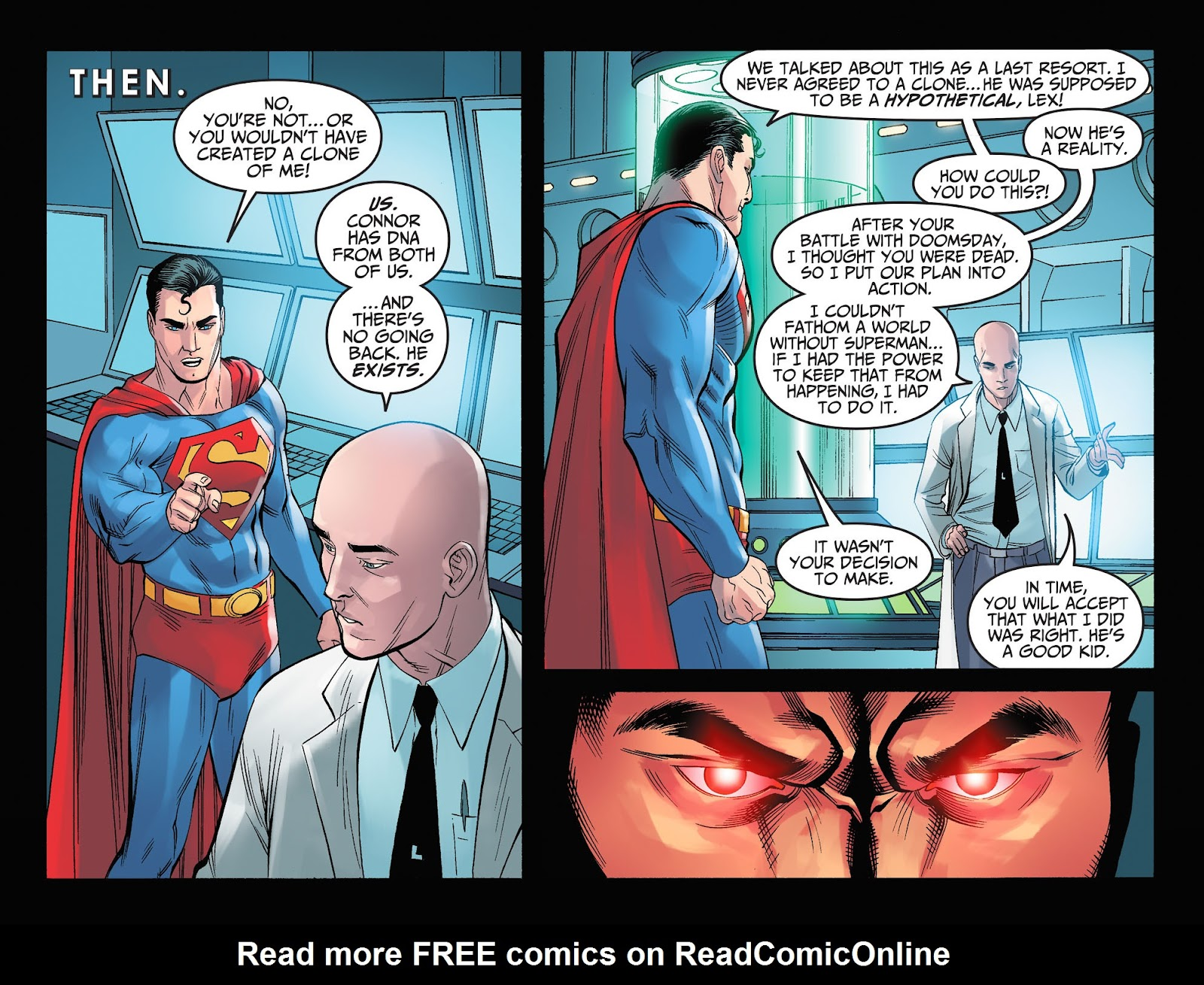 Injustice: Gods Among Us Year Four Issue #11 #12 - English 14