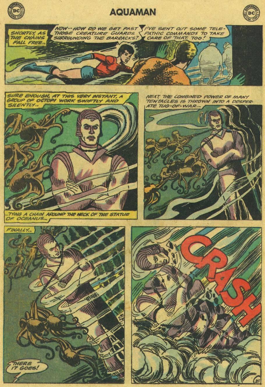 Aquaman (1962) Issue #18 #18 - English 28