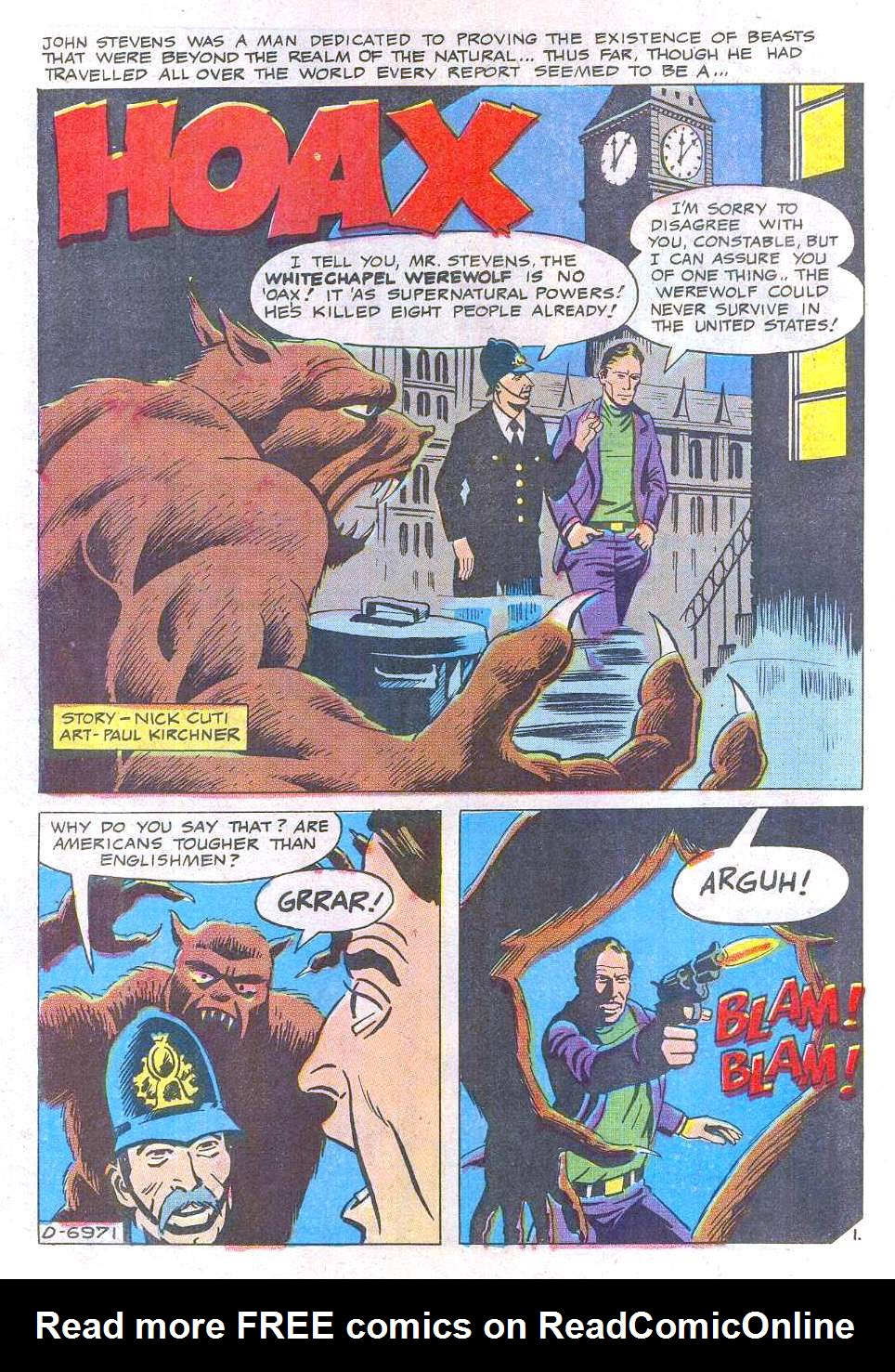 Read online Scary Tales comic -  Issue #42 - 12