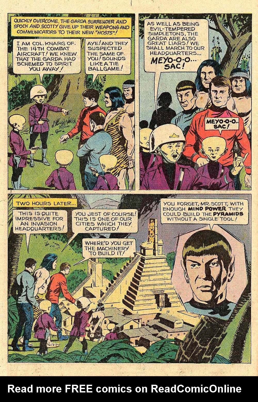 Star Trek (1967) #55 #55 - English 6