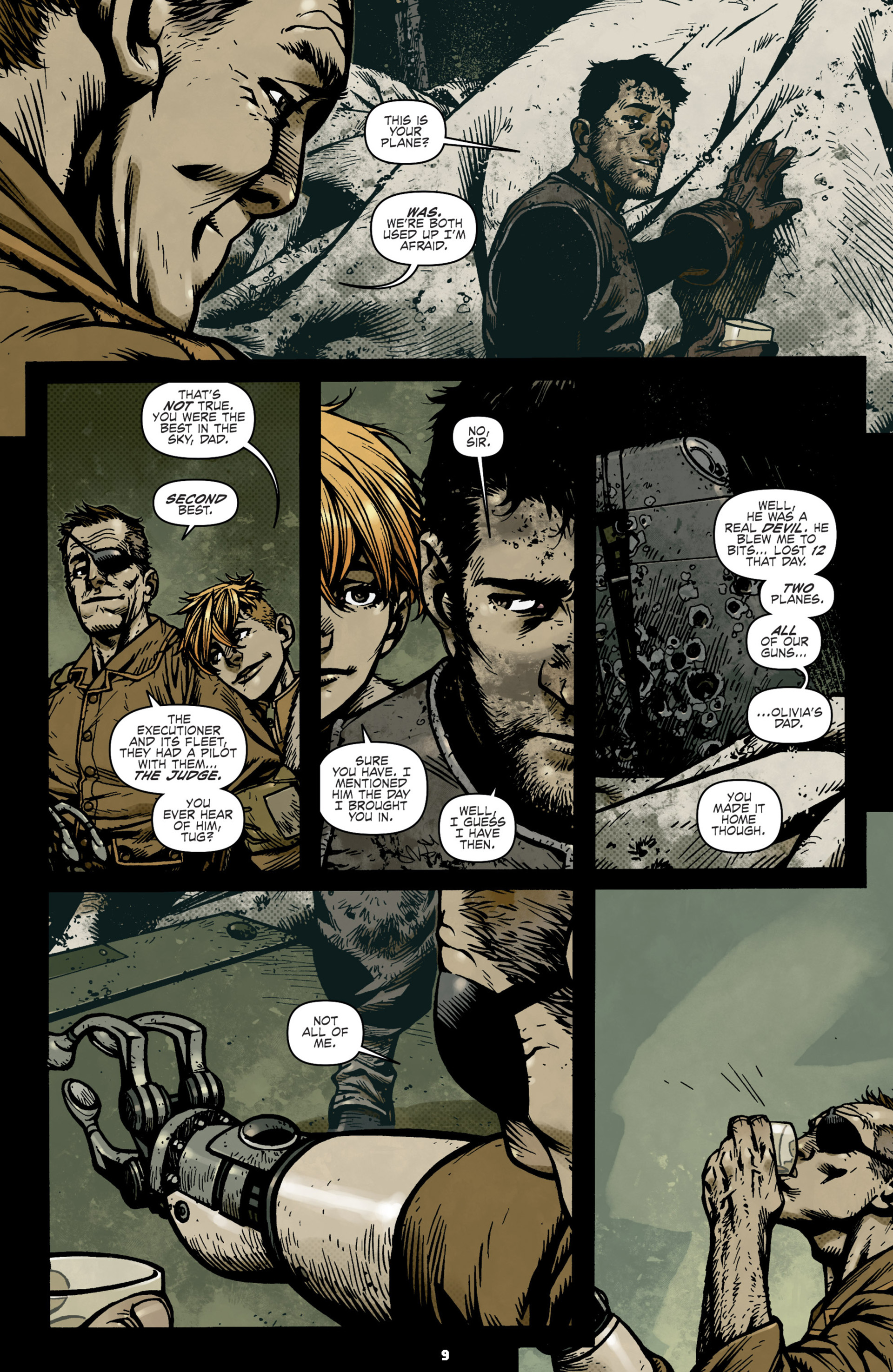 Wild Blue Yonder 3 Page 10