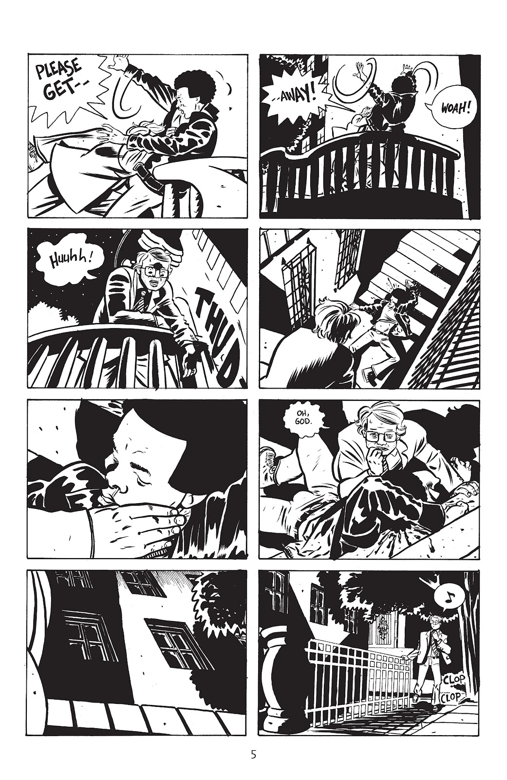 Stray Bullets Issue #16 #16 - English 7