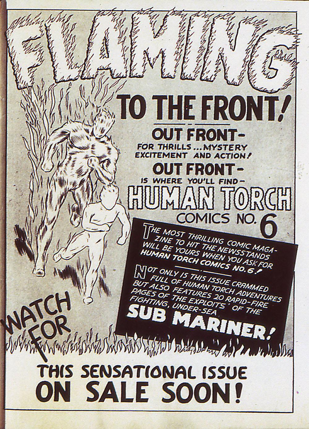 Sub-Mariner Comics Issue #4 #4 - English 68