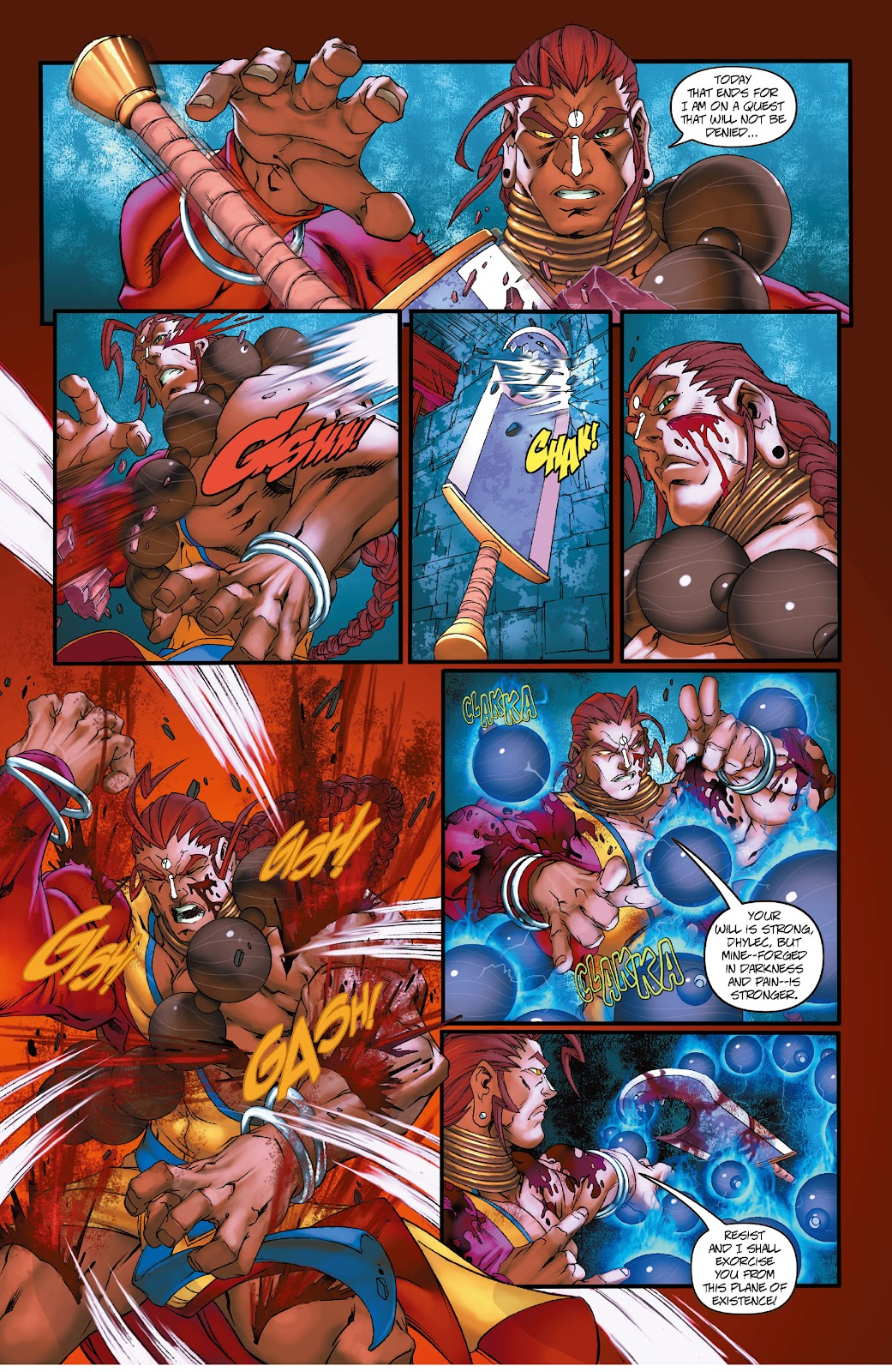Darkstalkers Issue #1 #2 - English 26