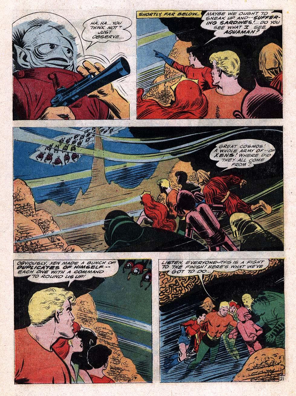 Aquaman (1962) Issue #27 #27 - English 28