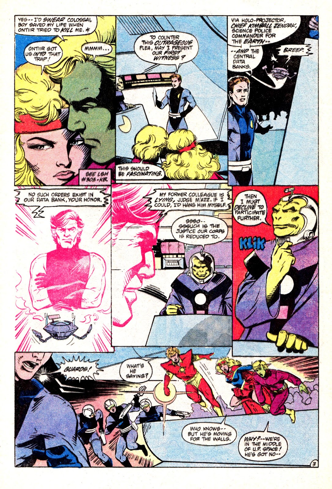Tales of the Legion Issue #314 #1 - English 5