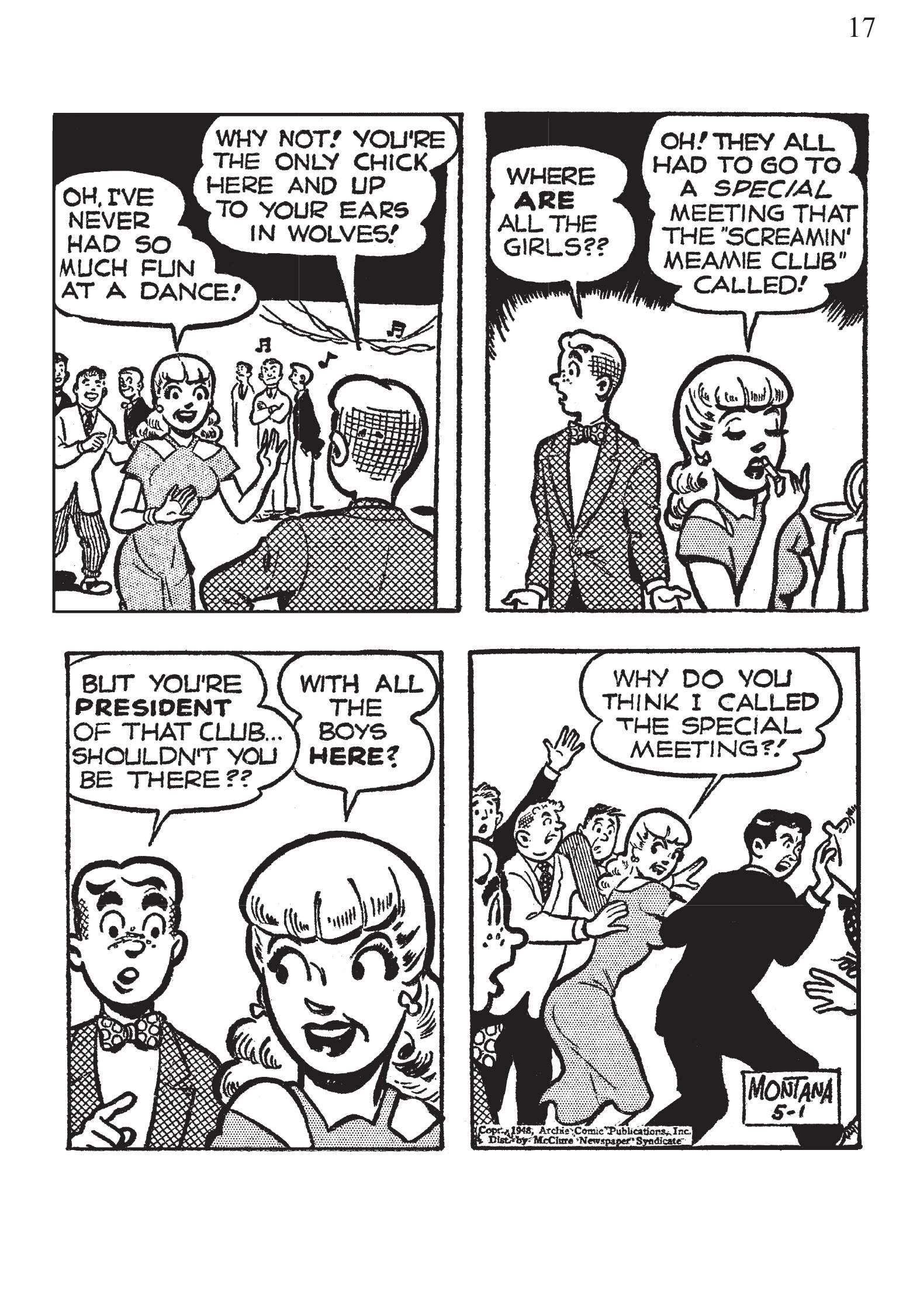 Read online The Best of Archie Comics comic -  Issue # TPB 2 (Part 1) - 19