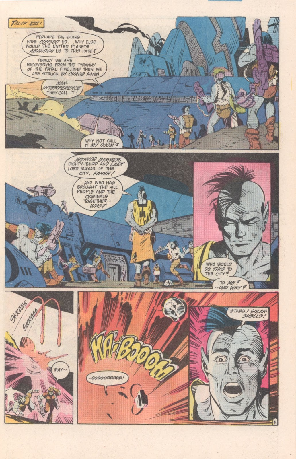 Tales of the Legion Issue #318 #5 - English 12