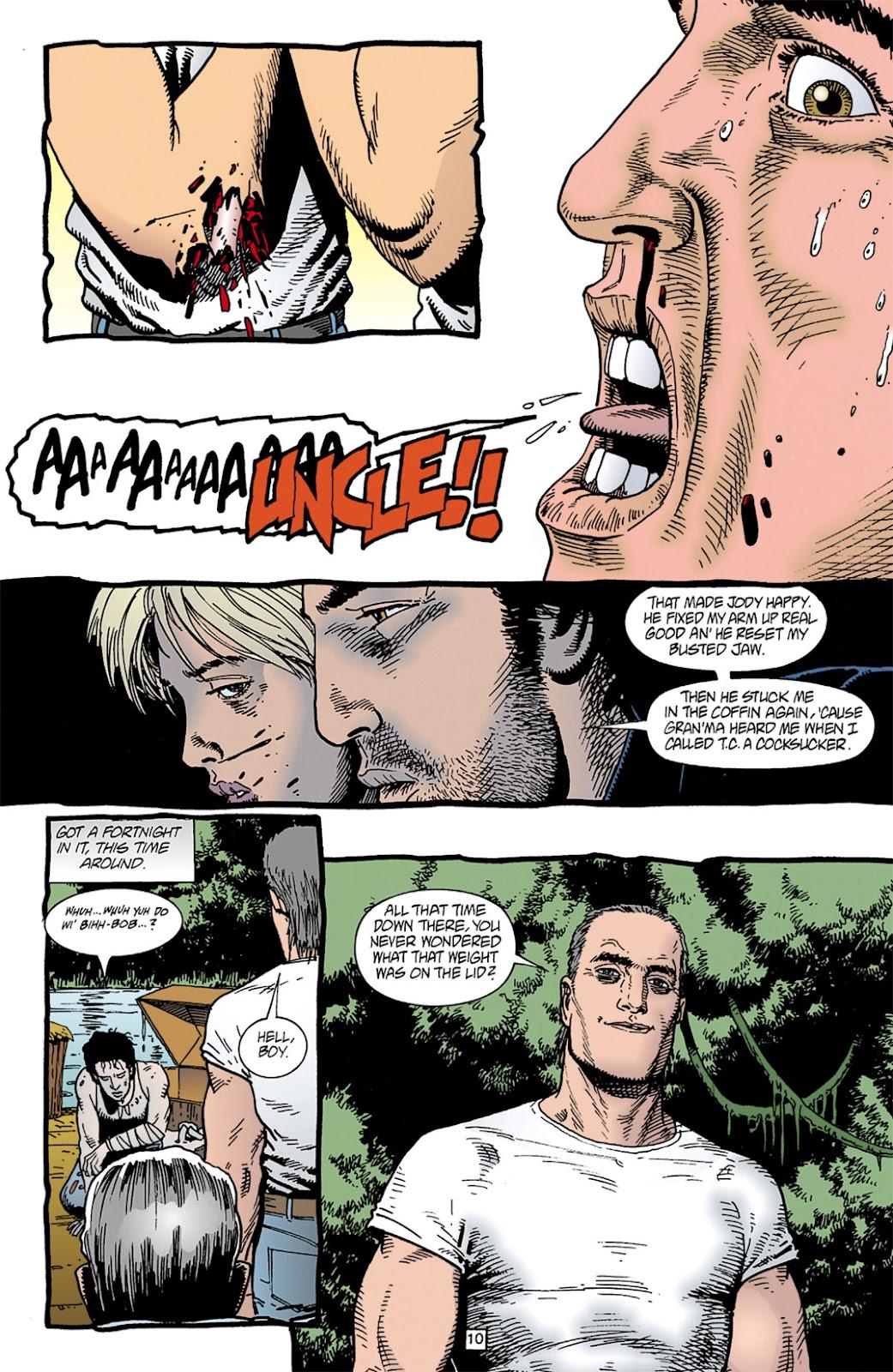 Preacher Issue #10 #19 - English 11