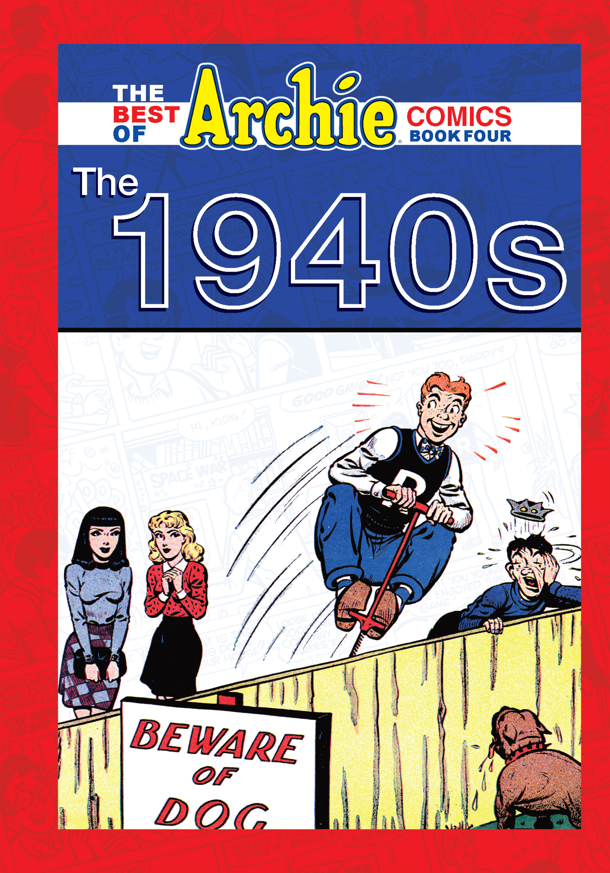 Read online The Best of Archie Comics comic -  Issue # TPB 4 (Part 1) - 6