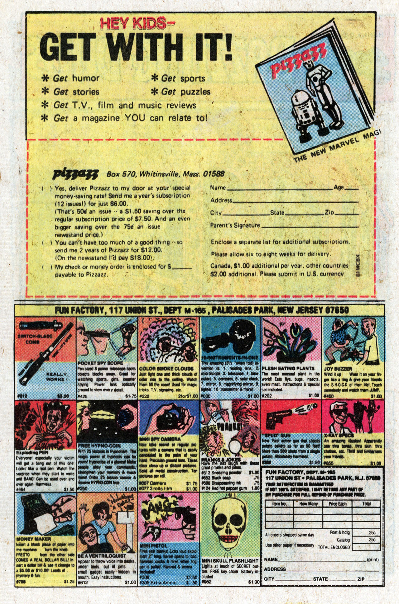 Read online Scooby-Doo (1977) comic -  Issue #4 - 20