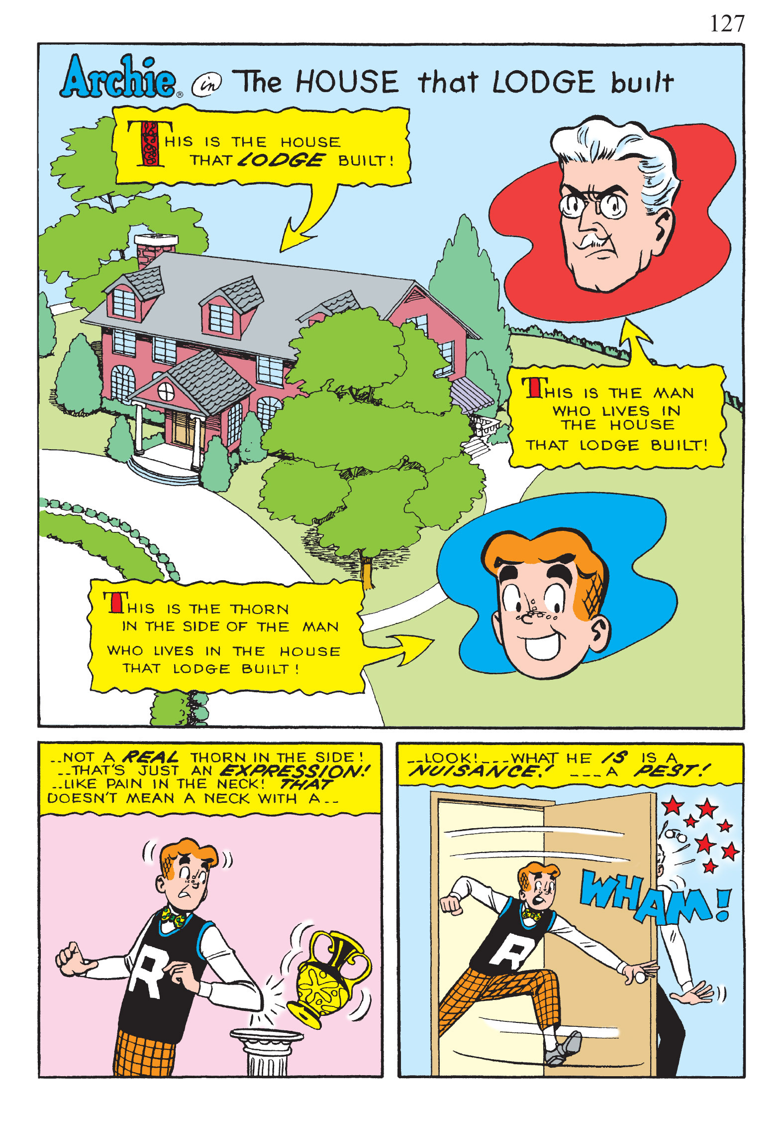 Read online The Best of Archie Comics comic -  Issue # TPB 2 (Part 1) - 129