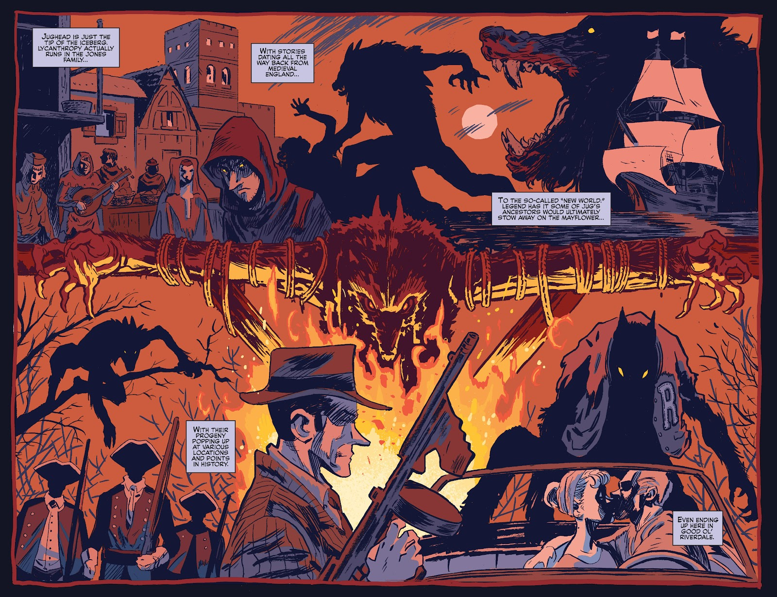 Jughead The Hunger Issue #0 #1 - English 29