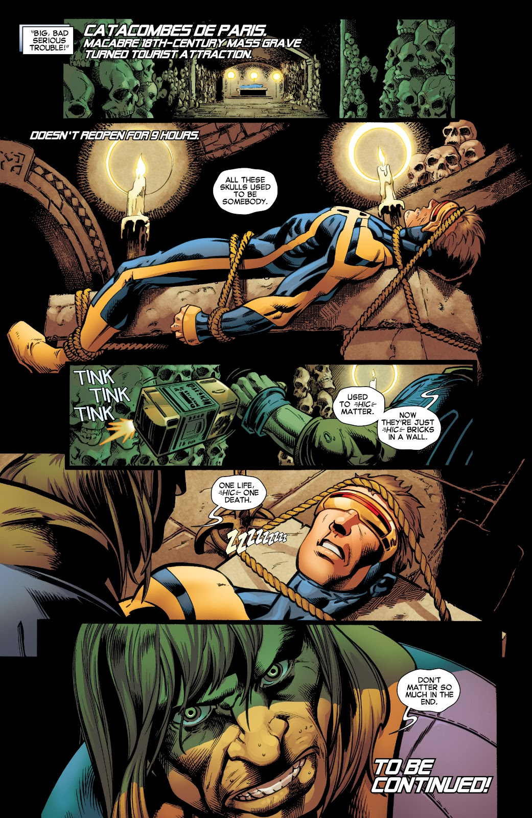 All-New X-Men (2016) Issue #6 #8 - English 21