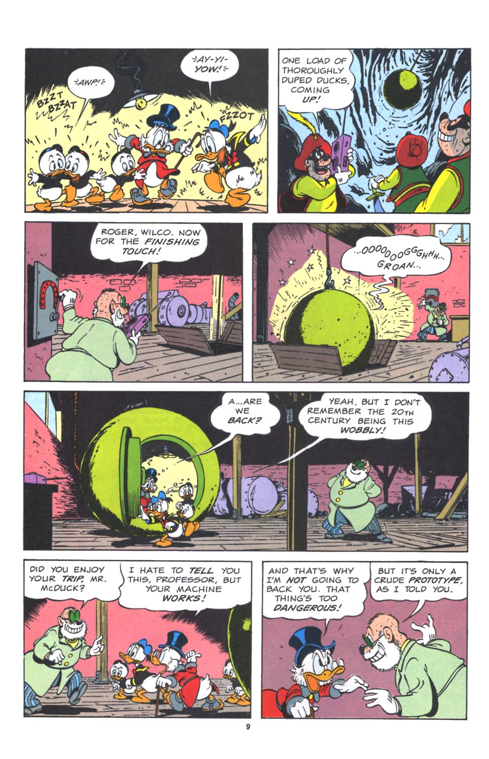 Uncle Scrooge (1953) Issue #250 #250 - English 33