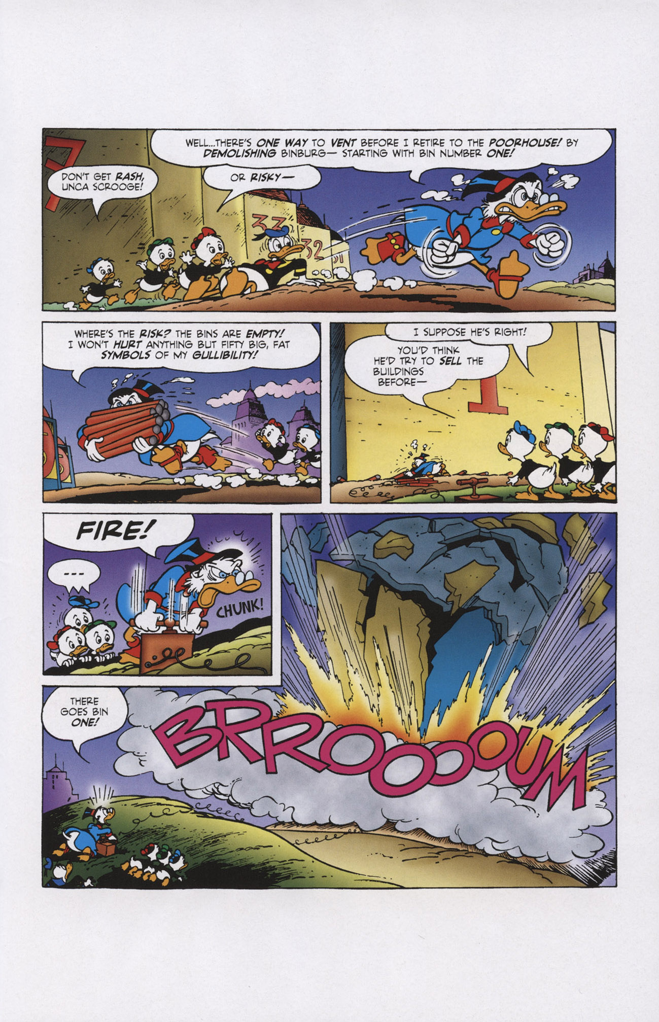 Uncle Scrooge (1953) #404 #404 - English 25