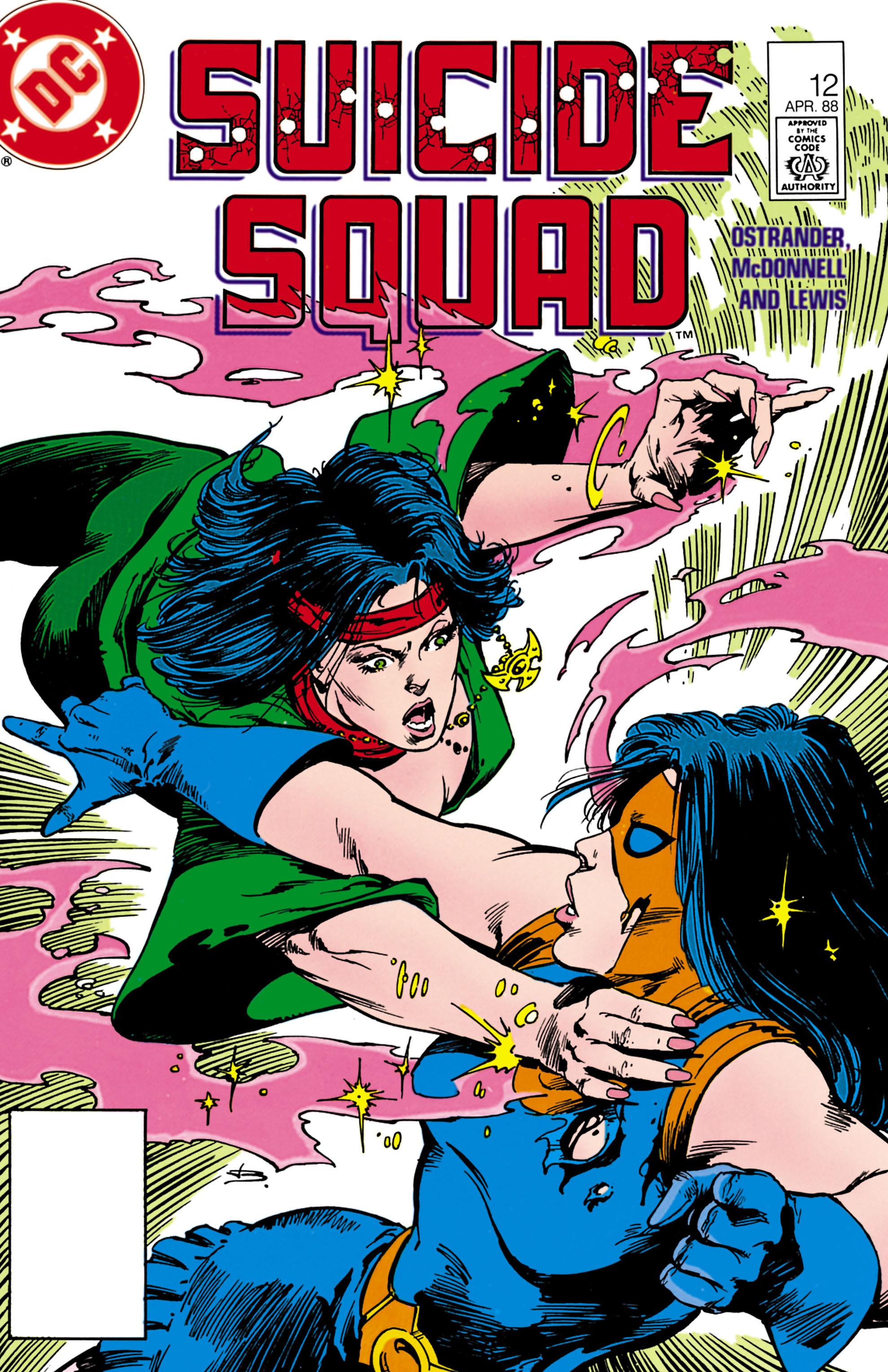 Suicide Squad (1987) 12 Page 1