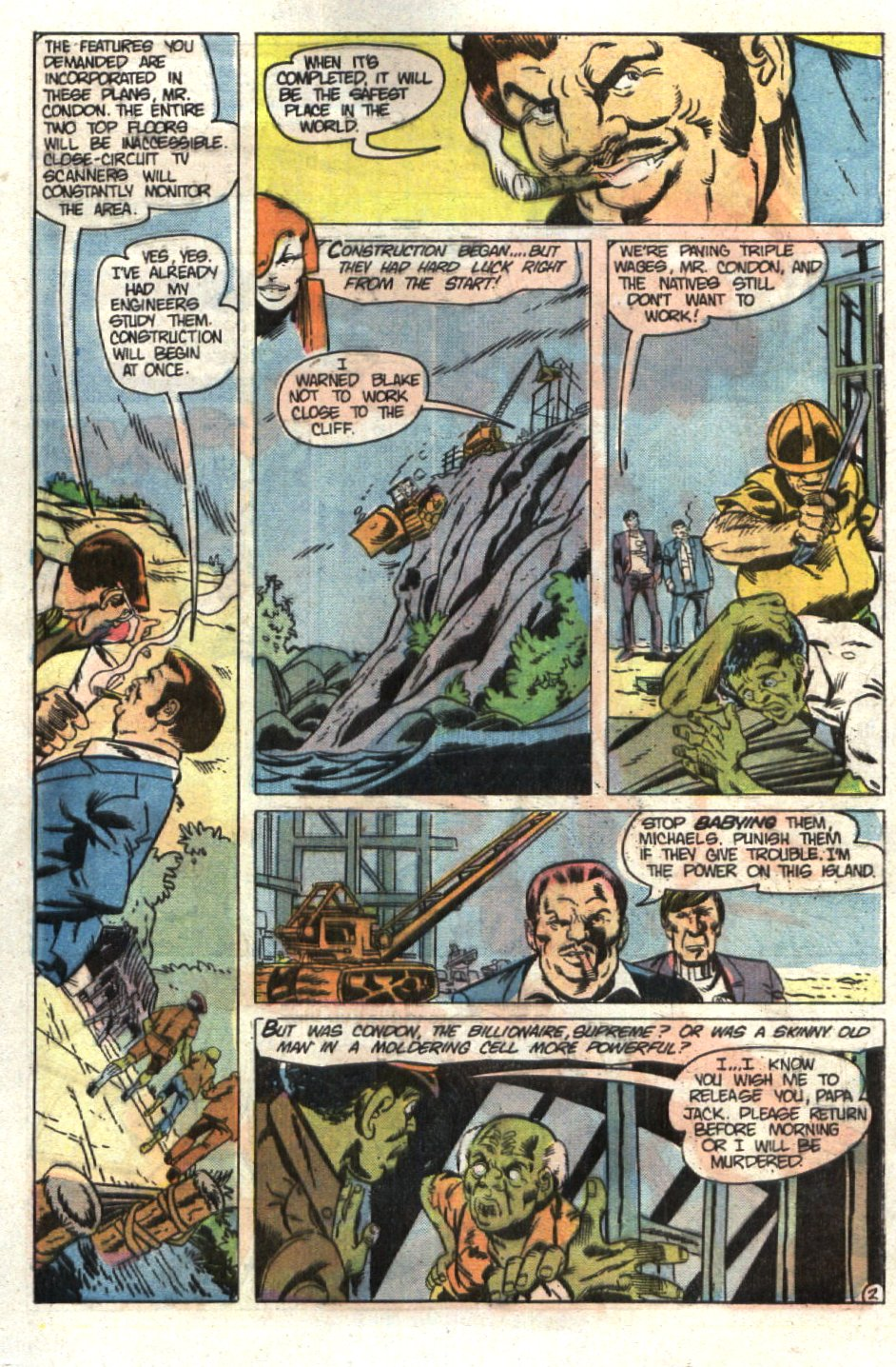 Read online Scary Tales comic -  Issue #24 - 25
