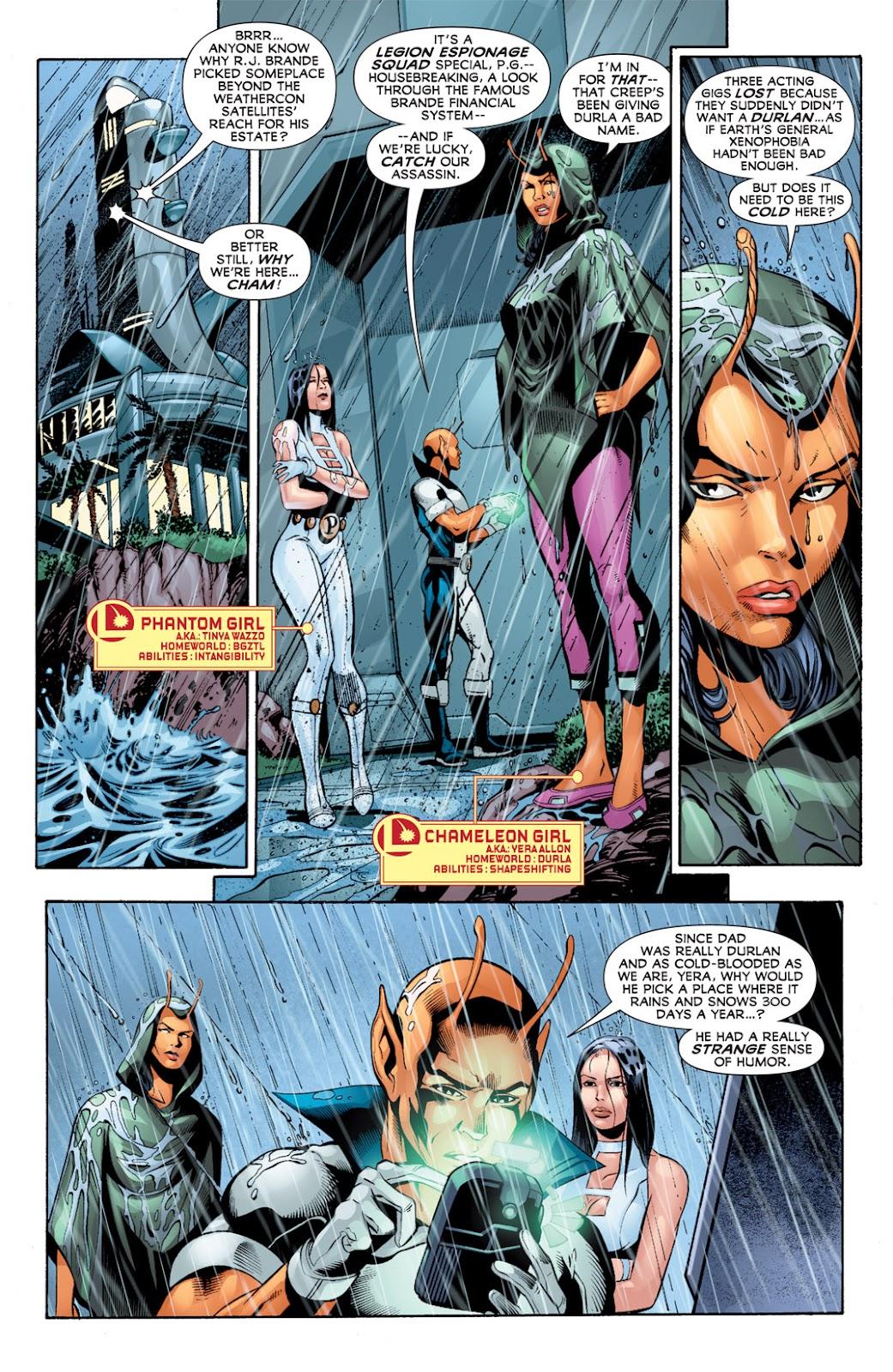 Legion of Super-Heroes (2010) Issue #10 #11 - English 9
