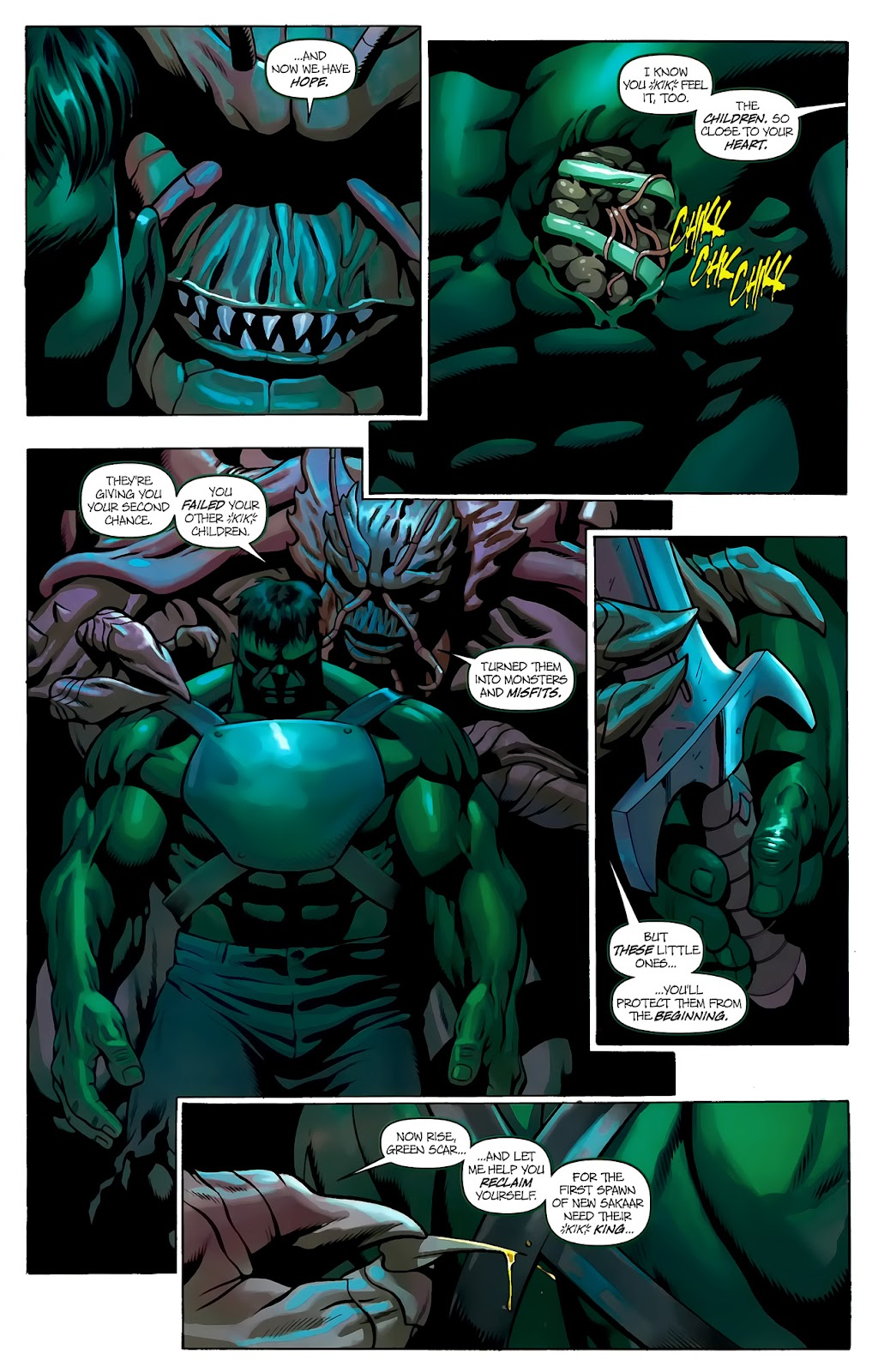 Incredible Hulks (2010) Issue #624 #14 - English 24