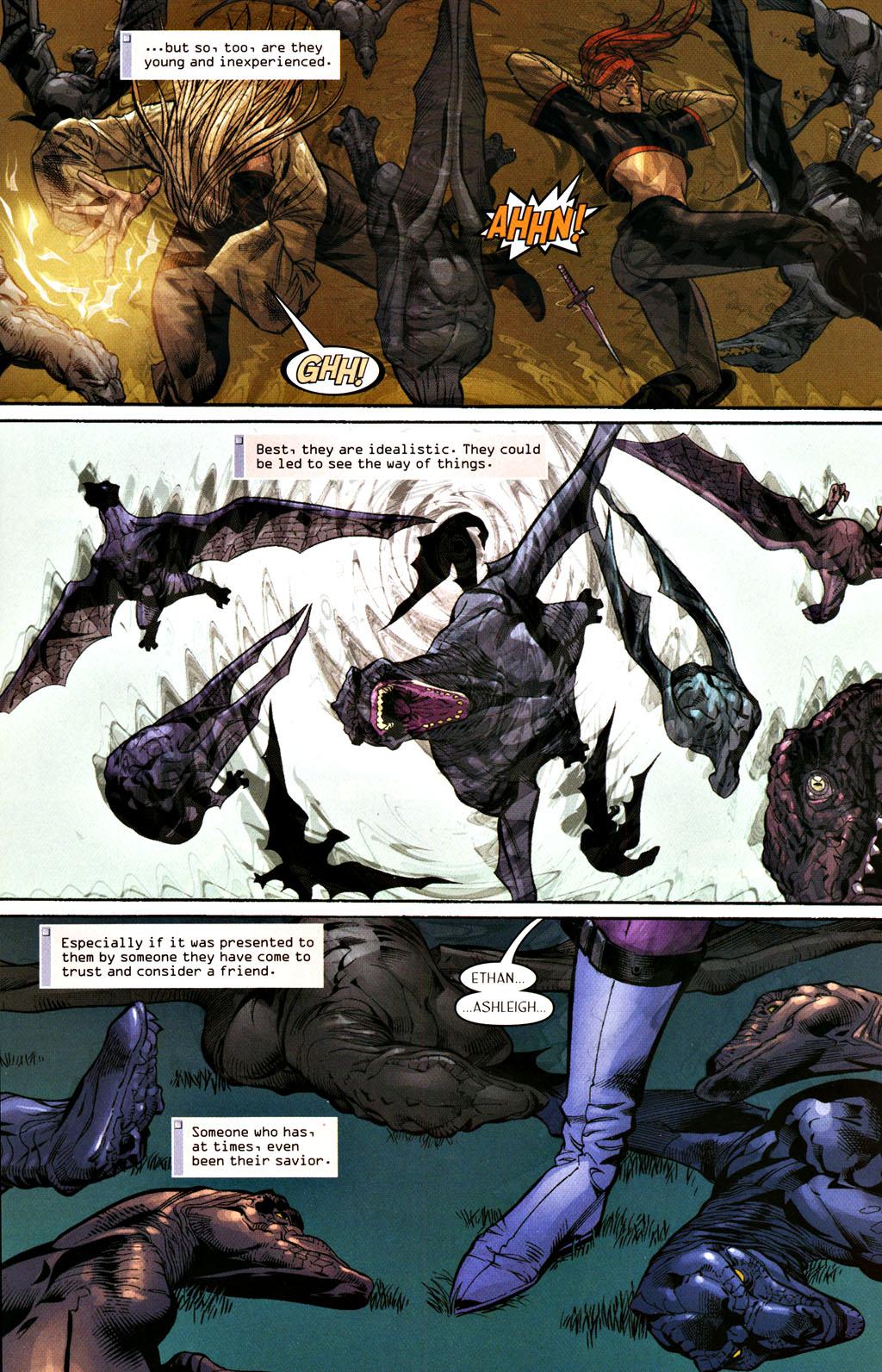 Read online Scion comic -  Issue #28 - 15