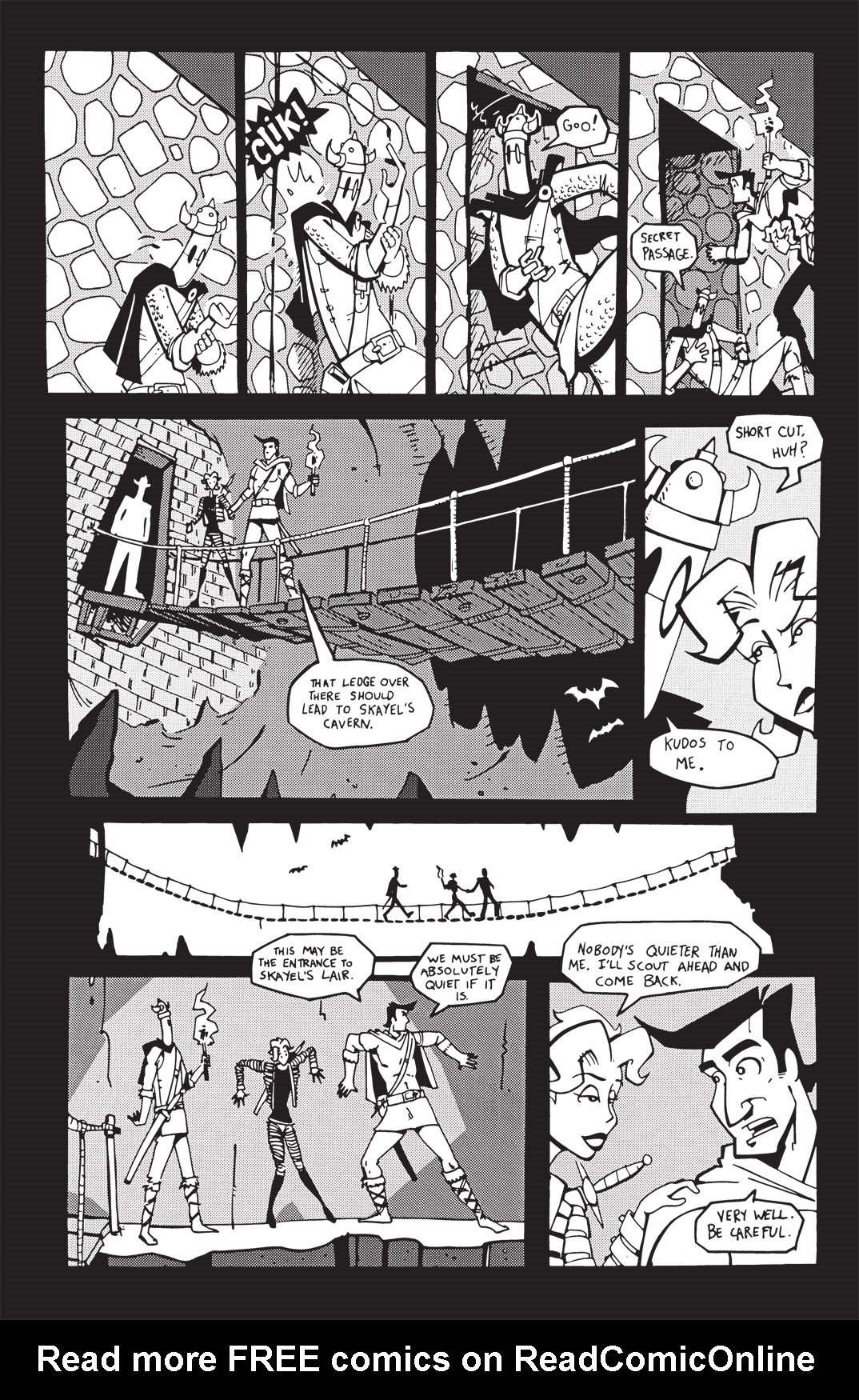 Read online Scud: The Disposable Assassin: The Whole Shebang comic -  Issue # TPB (Part 3) - 61