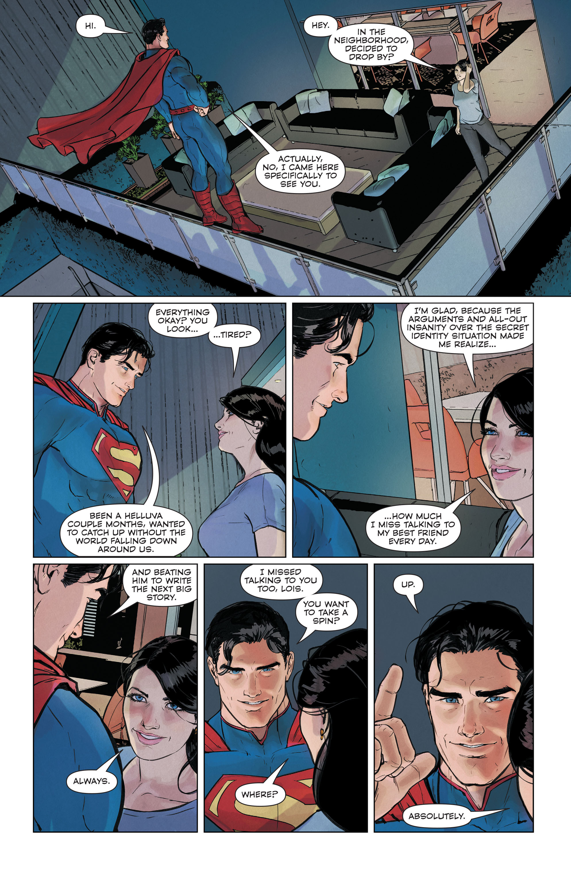 Read online Superman (2011) comic -  Issue #51 - 21