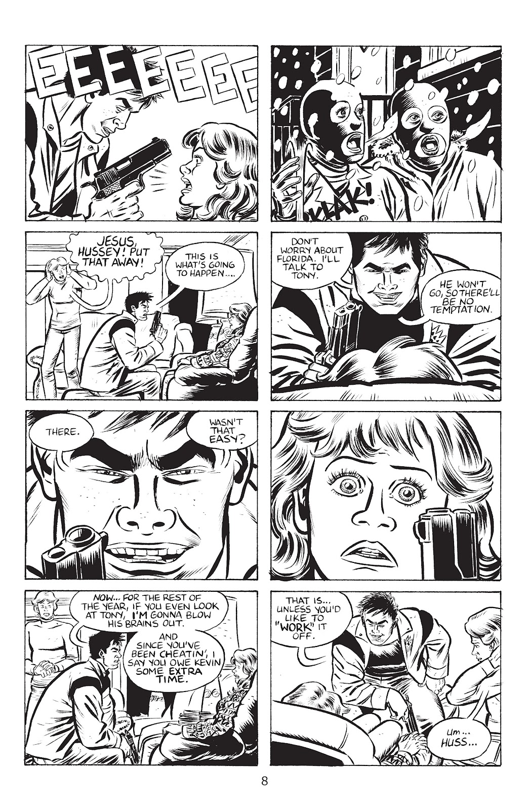 Stray Bullets Issue #38 #38 - English 10