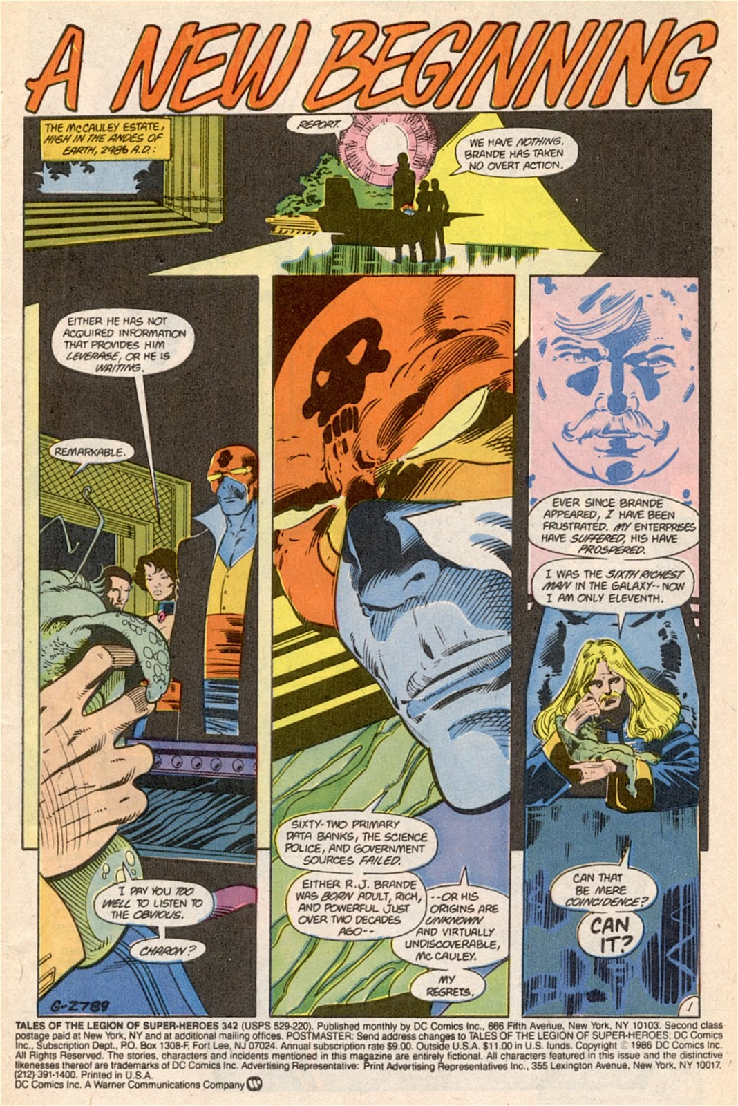 Tales of the Legion Issue #342 #29 - English 2