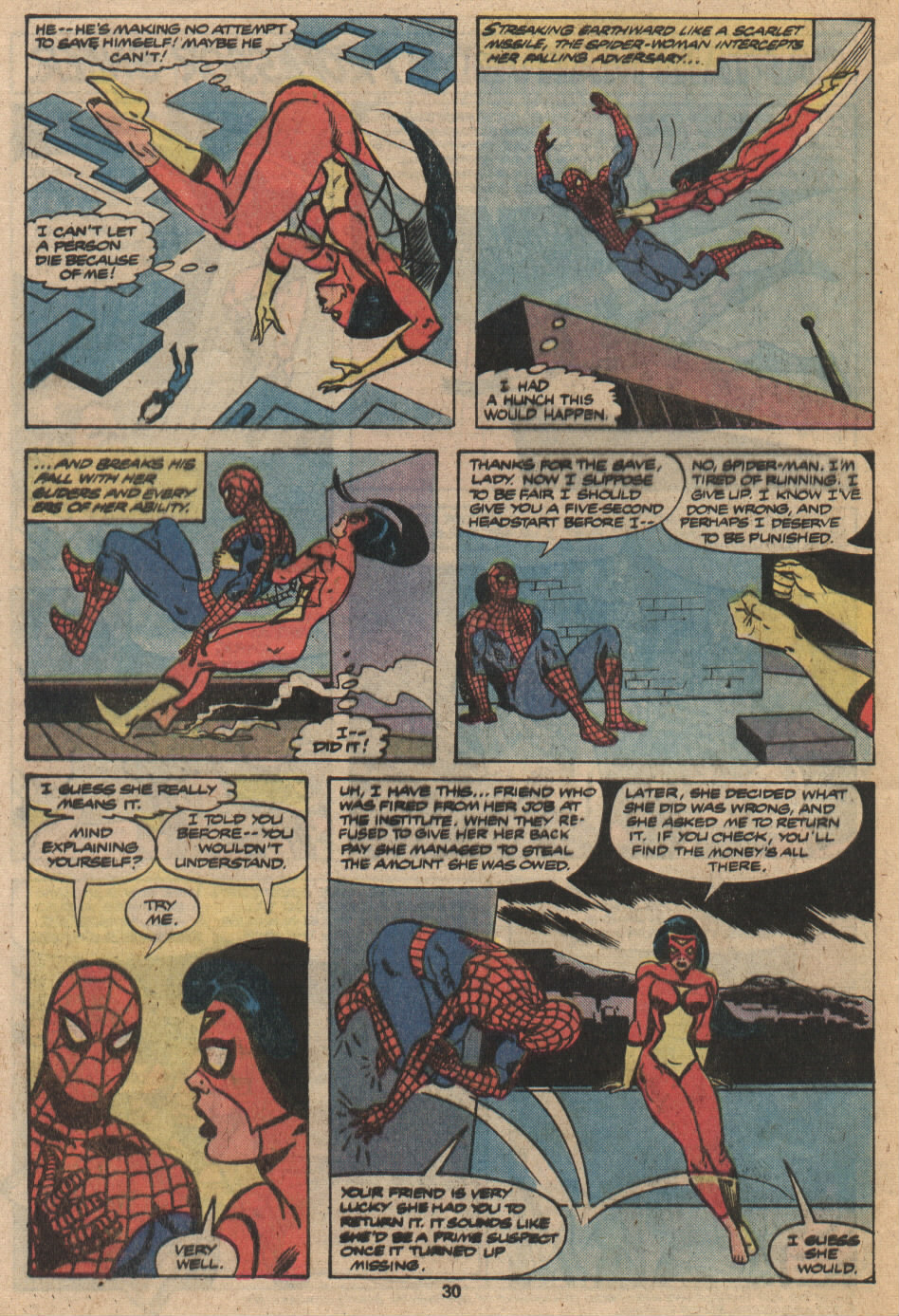 Spider-Woman (1978) Issue #20 #20 - English 18
