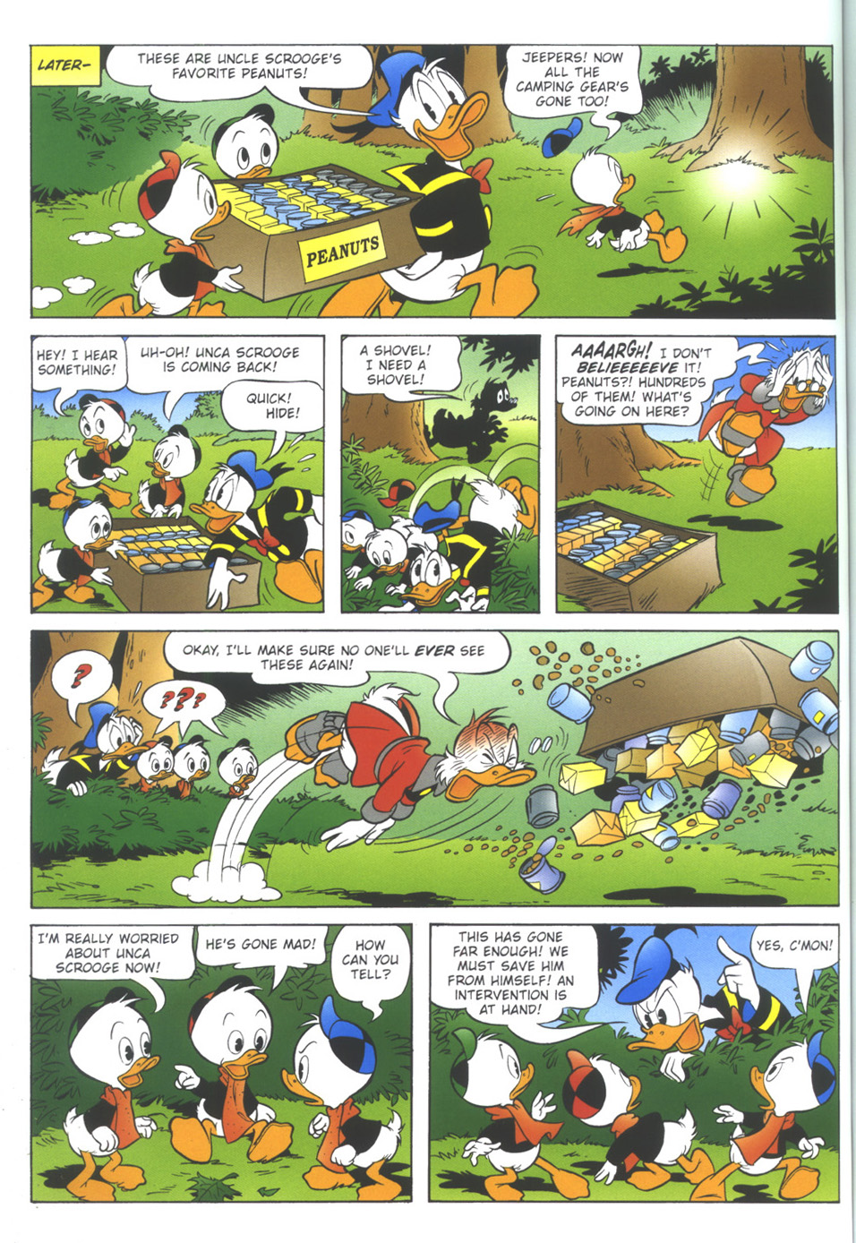 Uncle Scrooge (1953) Issue #335 #335 - English 54