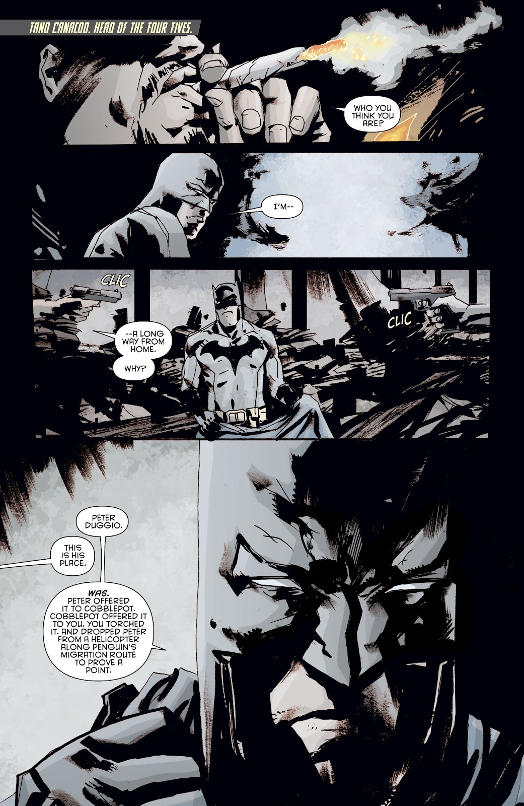 Batman (2011) Issue #44 #63 - English 16
