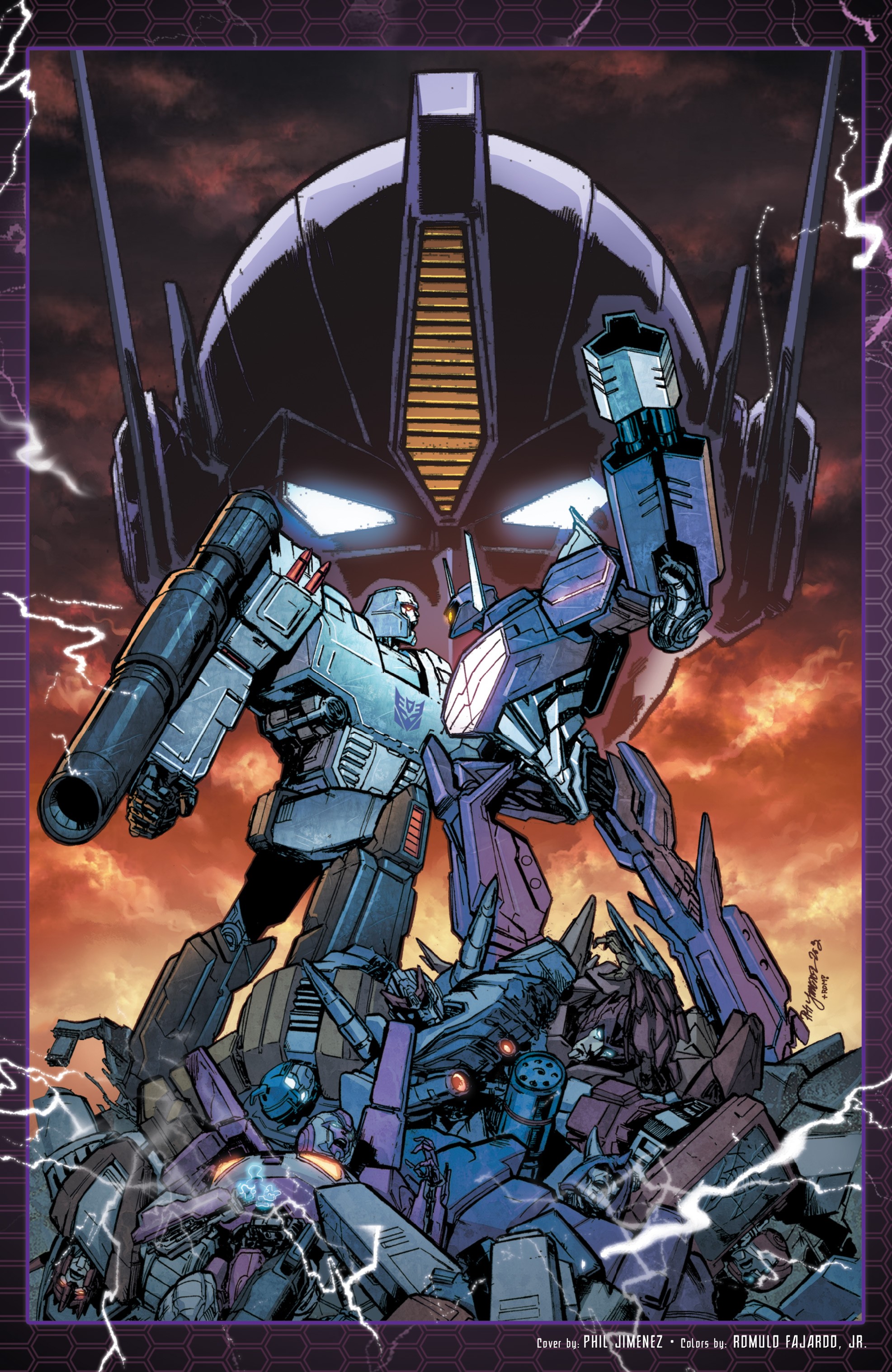 Read online The Transformers: Dark Cybertron Finale comic -  Issue # Full - 148