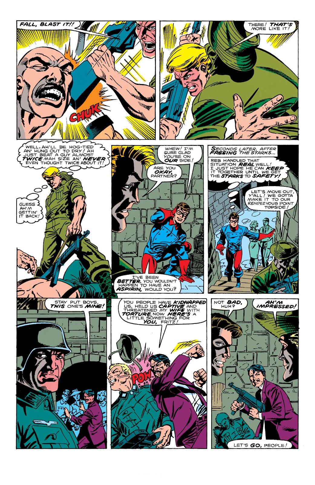 Captain America (1968) _Annual 9 #9 - English 43