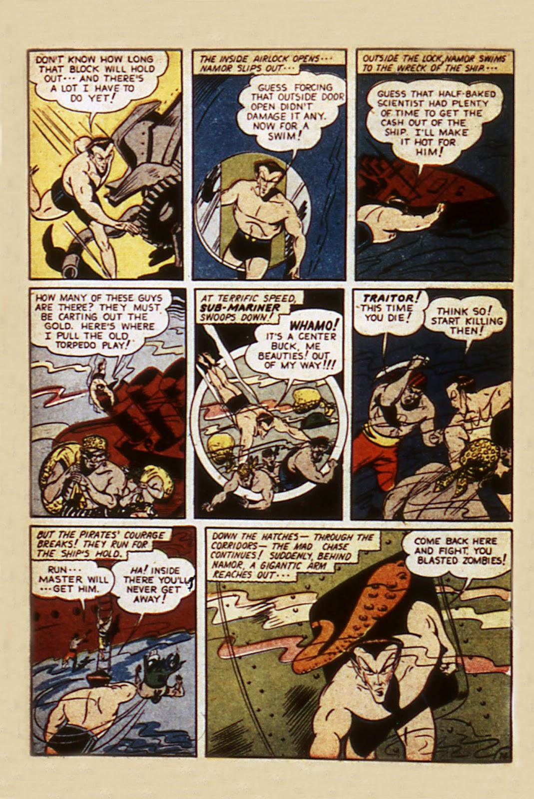 Sub-Mariner Comics Issue #7 #7 - English 16