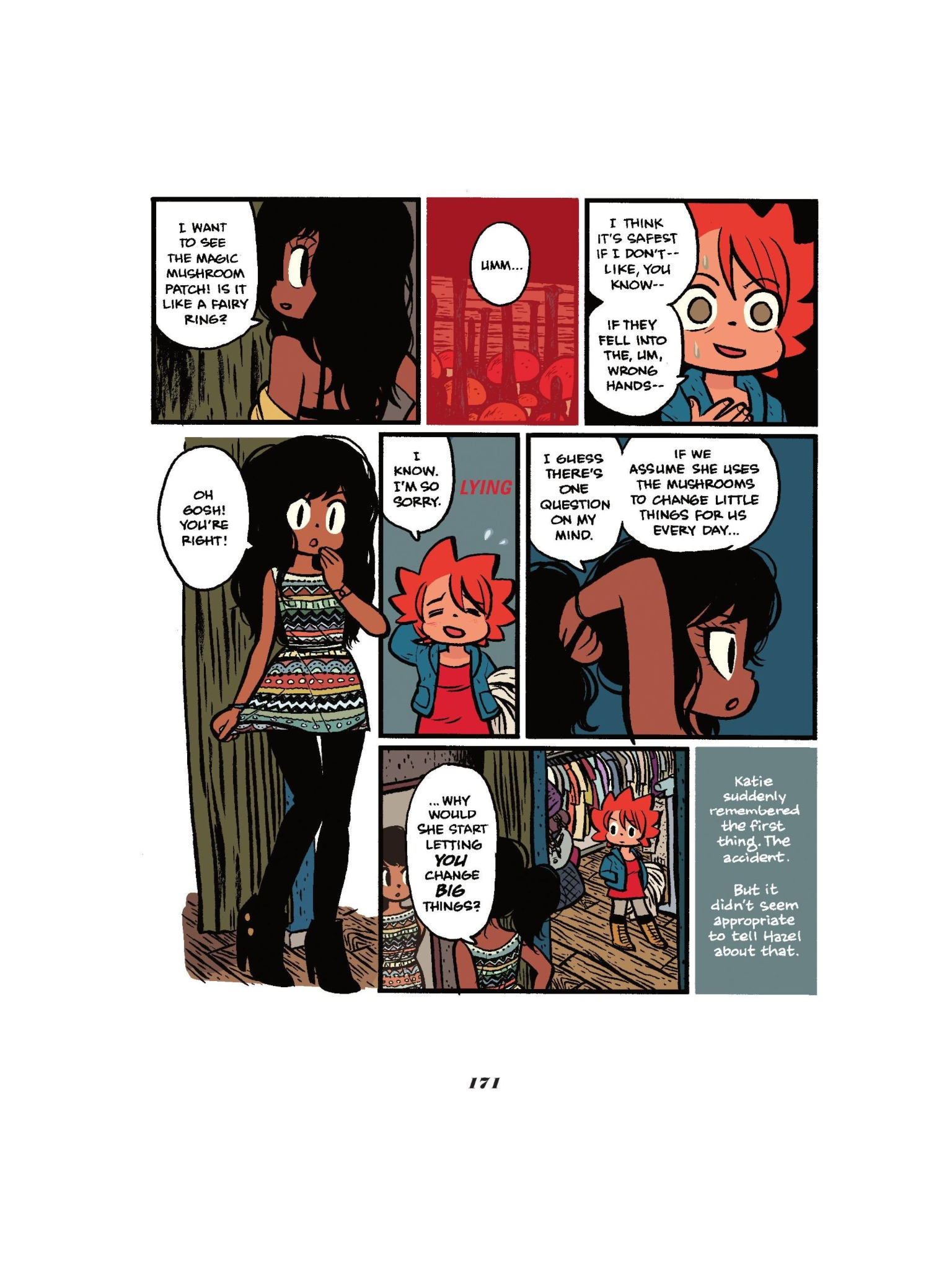Read online Seconds comic -  Issue # Full - 172