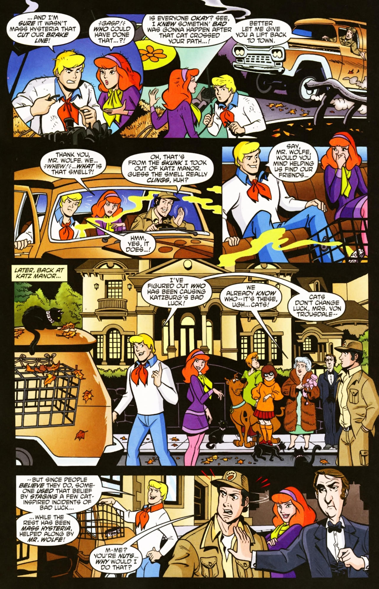 Read online Scooby-Doo (1997) comic -  Issue #150 - 12