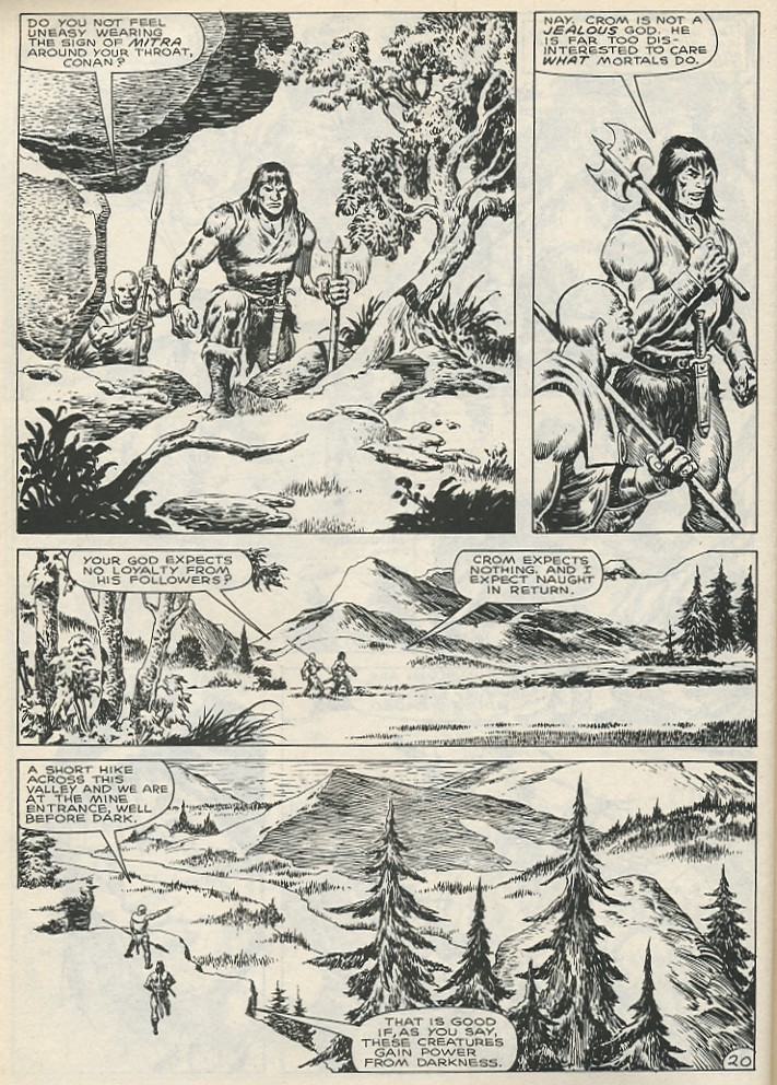The Savage Sword Of Conan Issue #141 #142 - English 26
